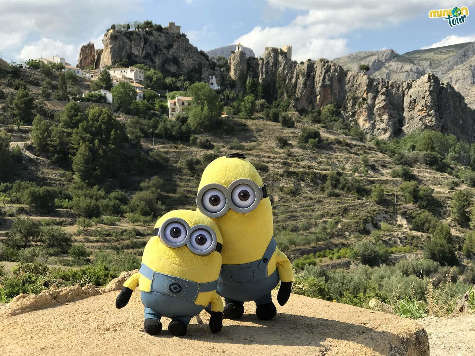 Hoy te contamos qué ver en Guadalest en 1 día