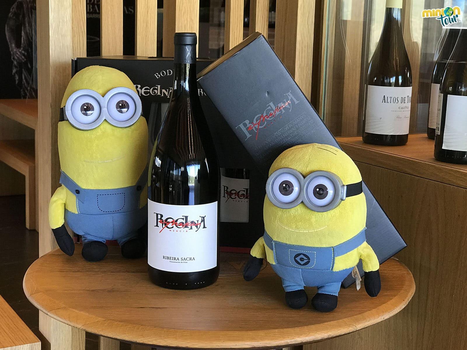 Cotilleando los vinos que hay por aquí