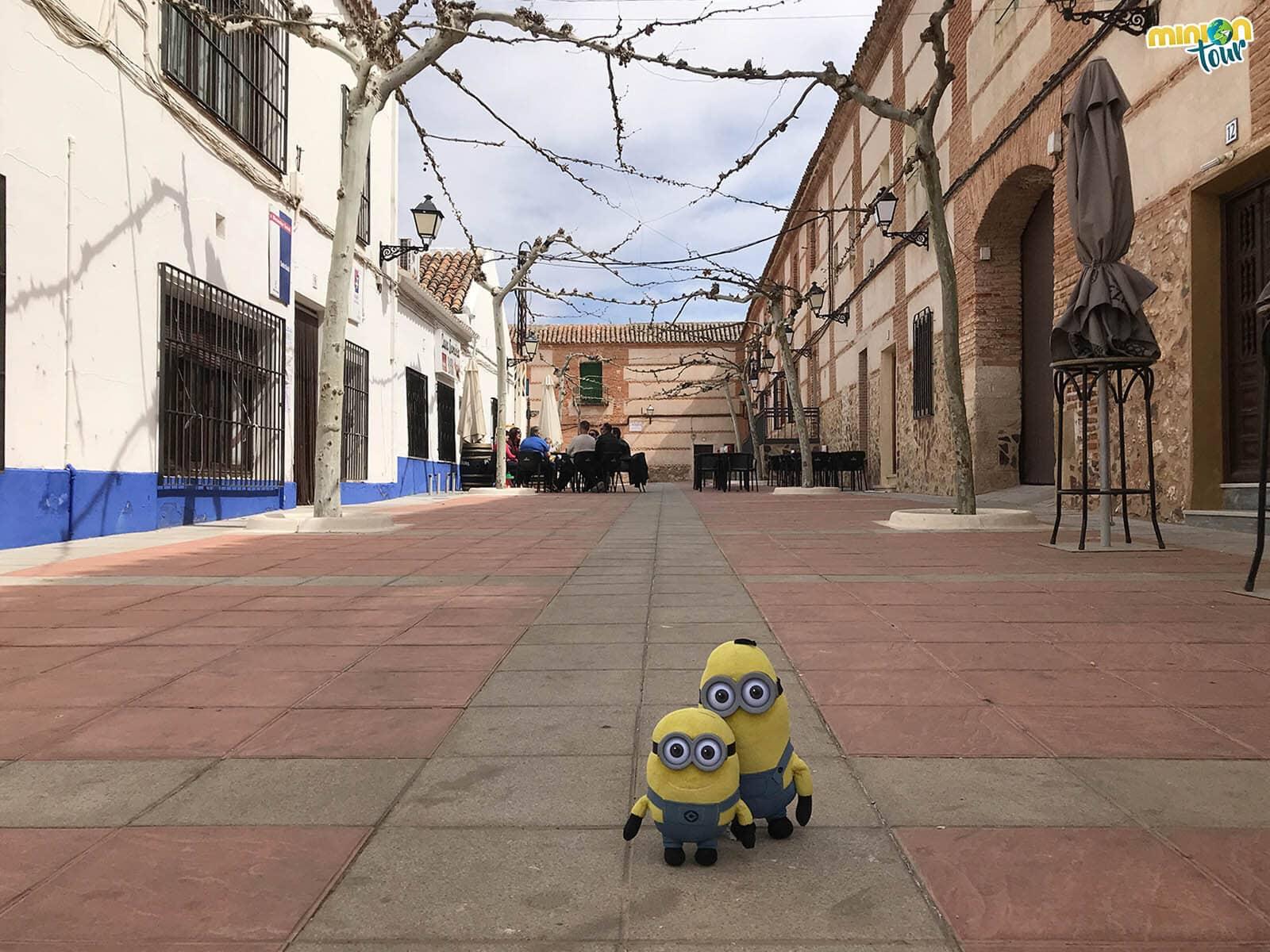 Recorriendo las calles de San Carlos del Valle
