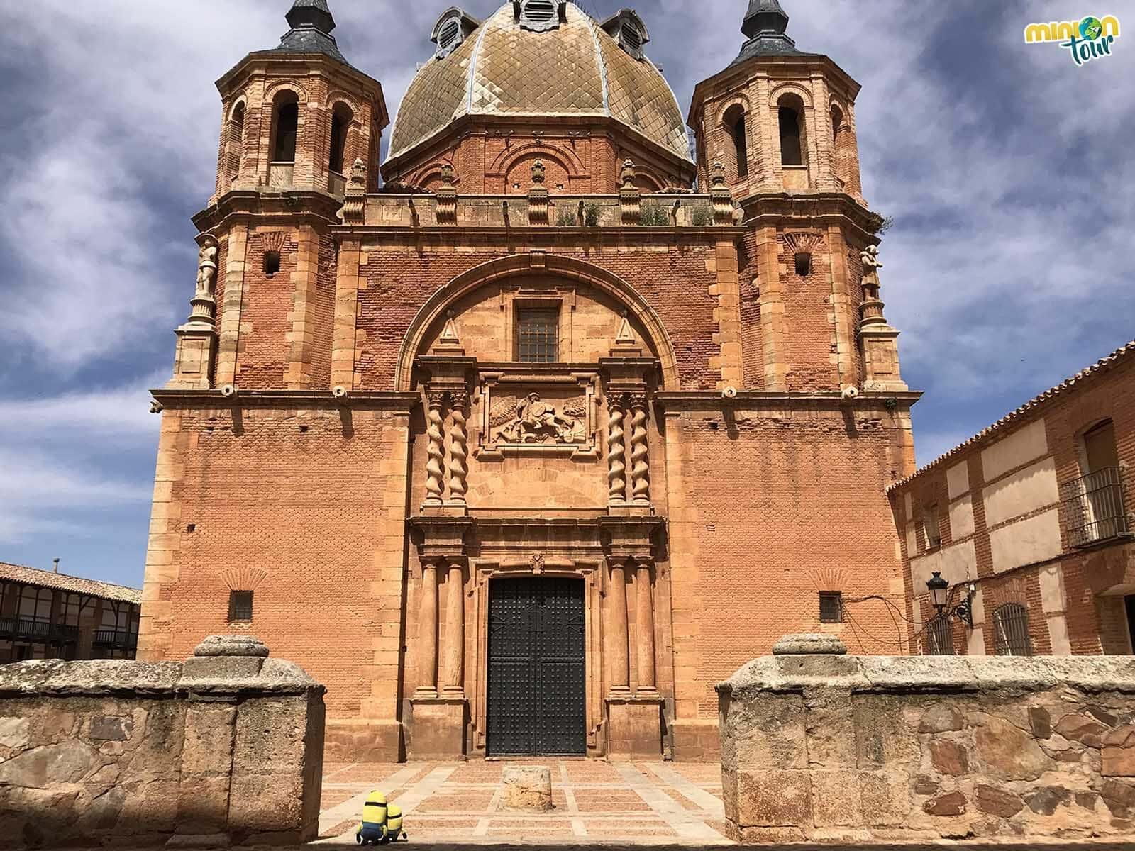 Visitando el Vaticano Manchego