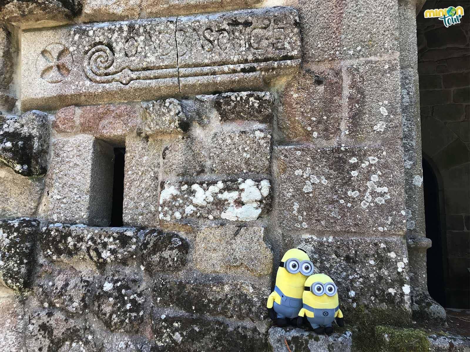 Visitamos el Monasterio de Santa Cristina de Ribas de Sil en la provincia de Orense