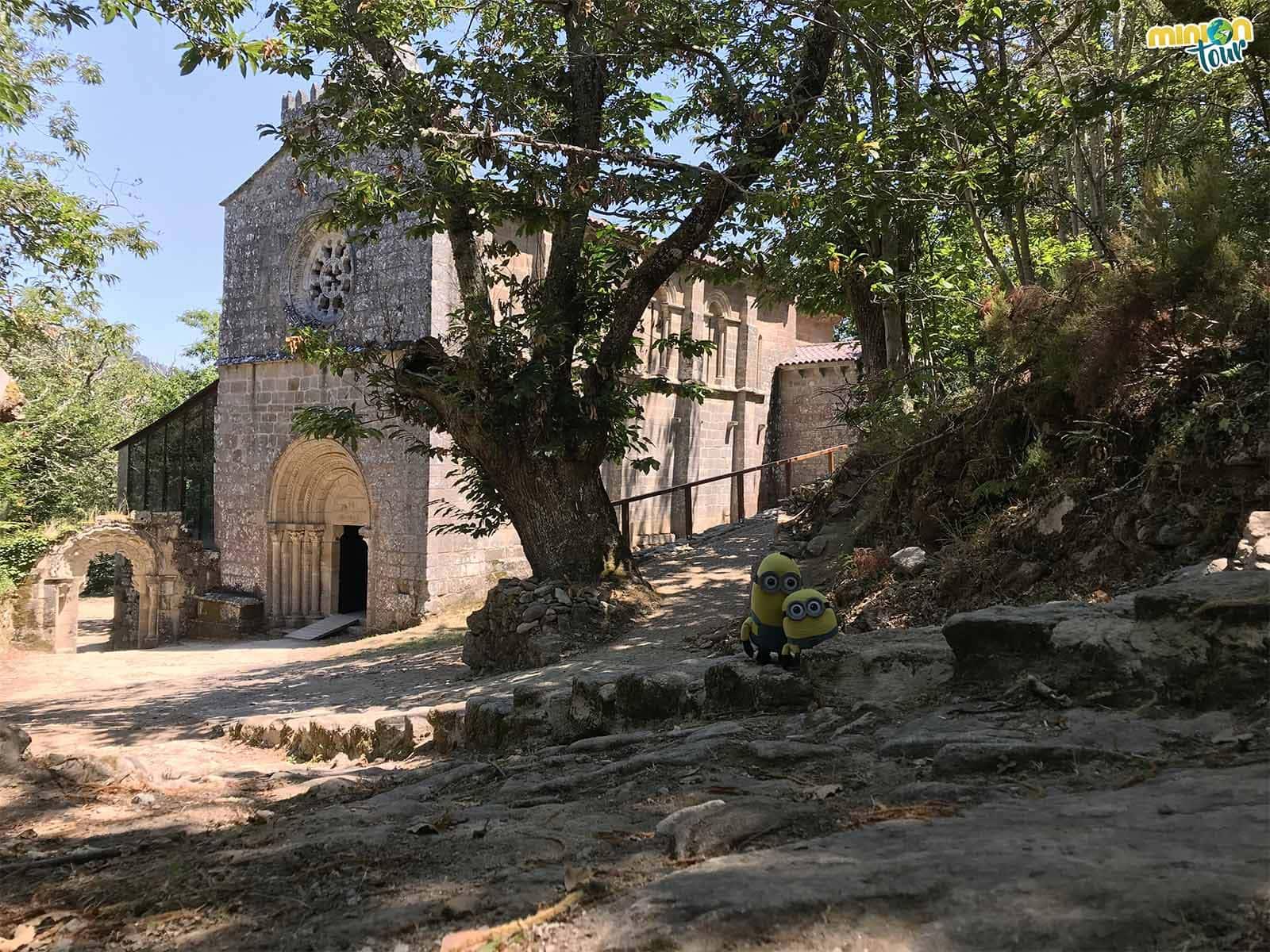 Una visita al Monasterio de Santa Cristina de Ribas de Sil
