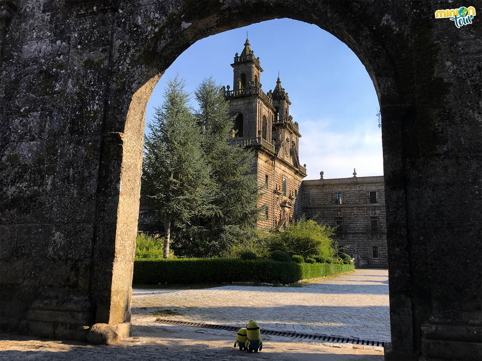 Alucinando con el Monasterio de Santa María la Real de Oseira