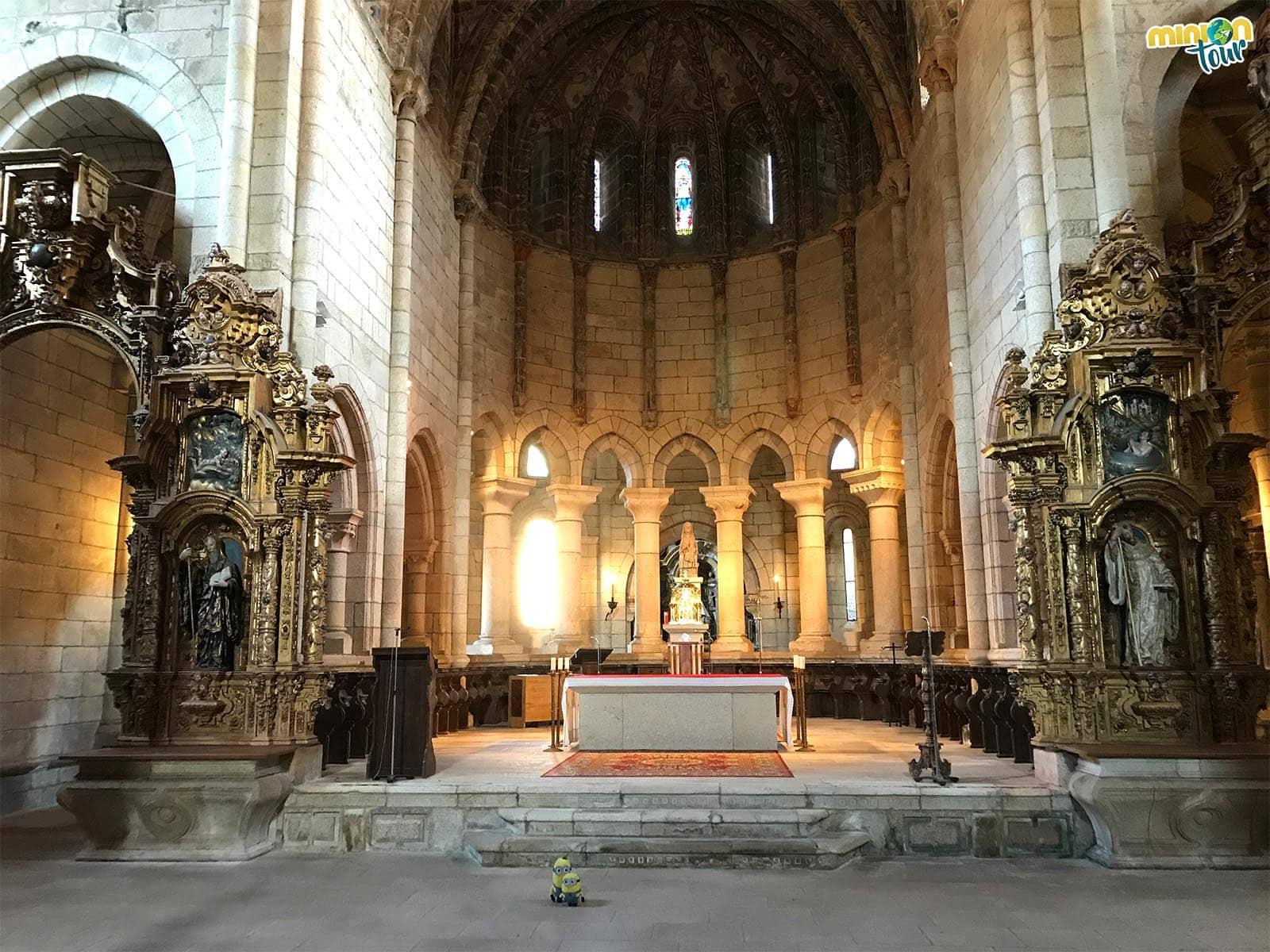 Iglesia del Monasterio de Santa María la Real de Oseira