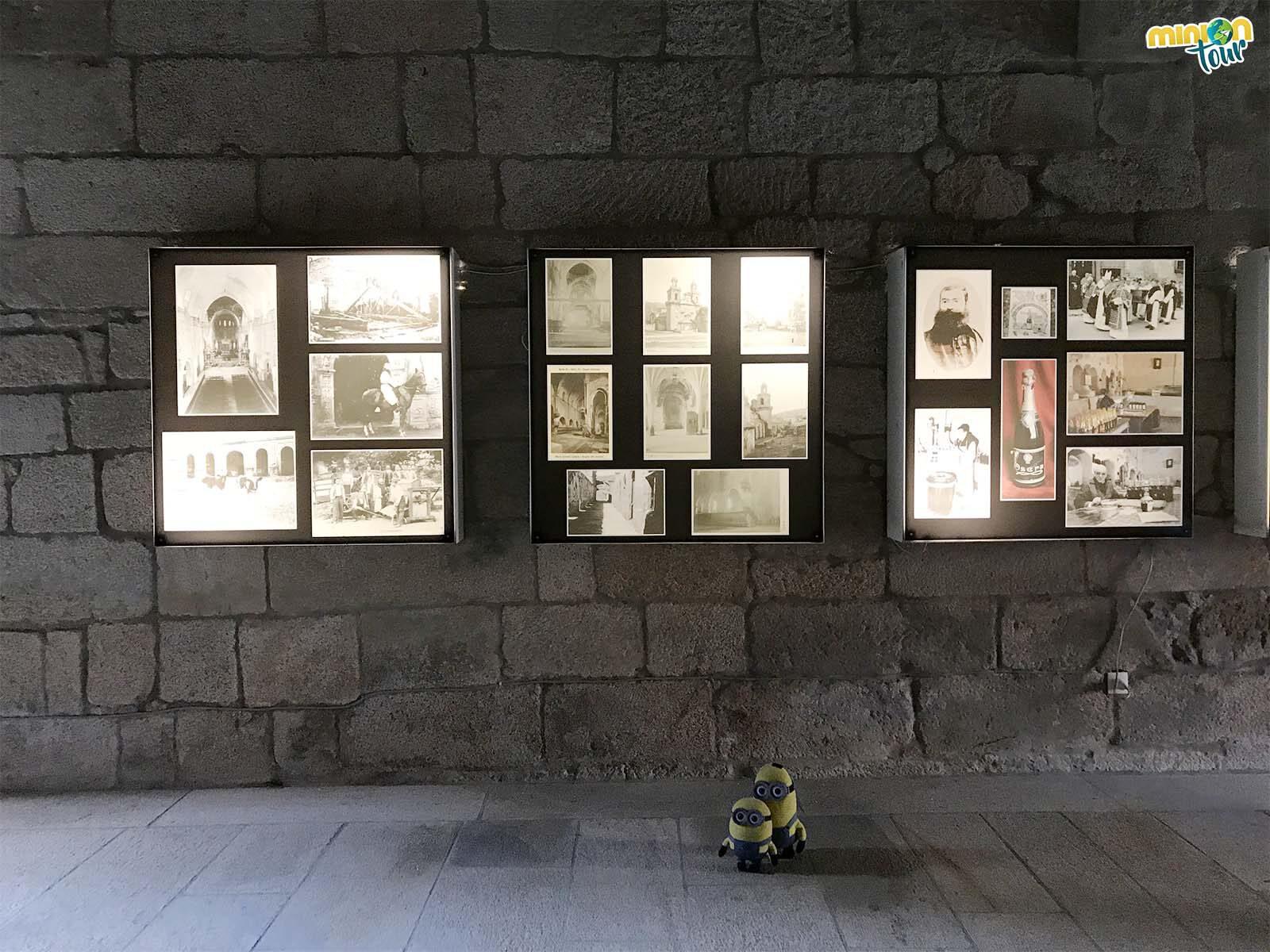 Conociendo la historia del Monasterio de Oseira en fotos