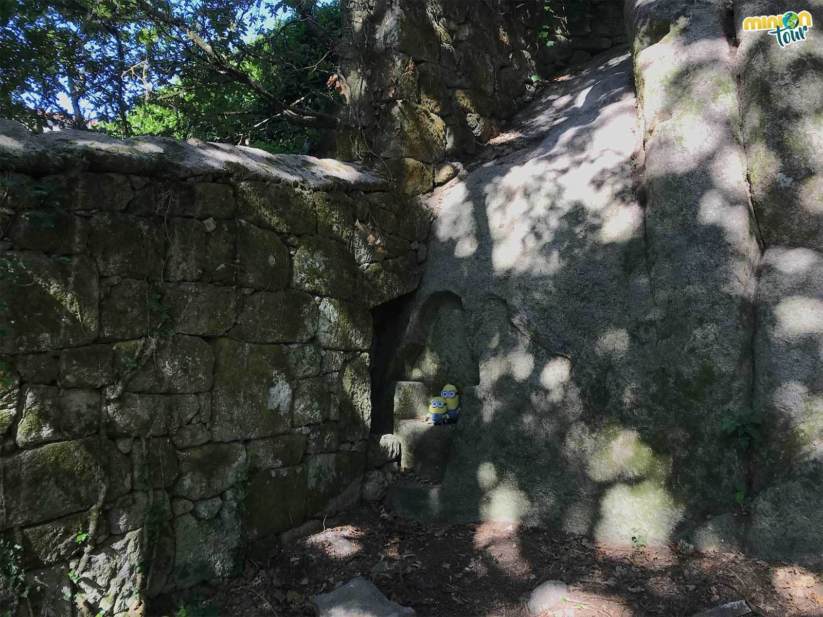 Seguimos descubriendo el santuario rupestre