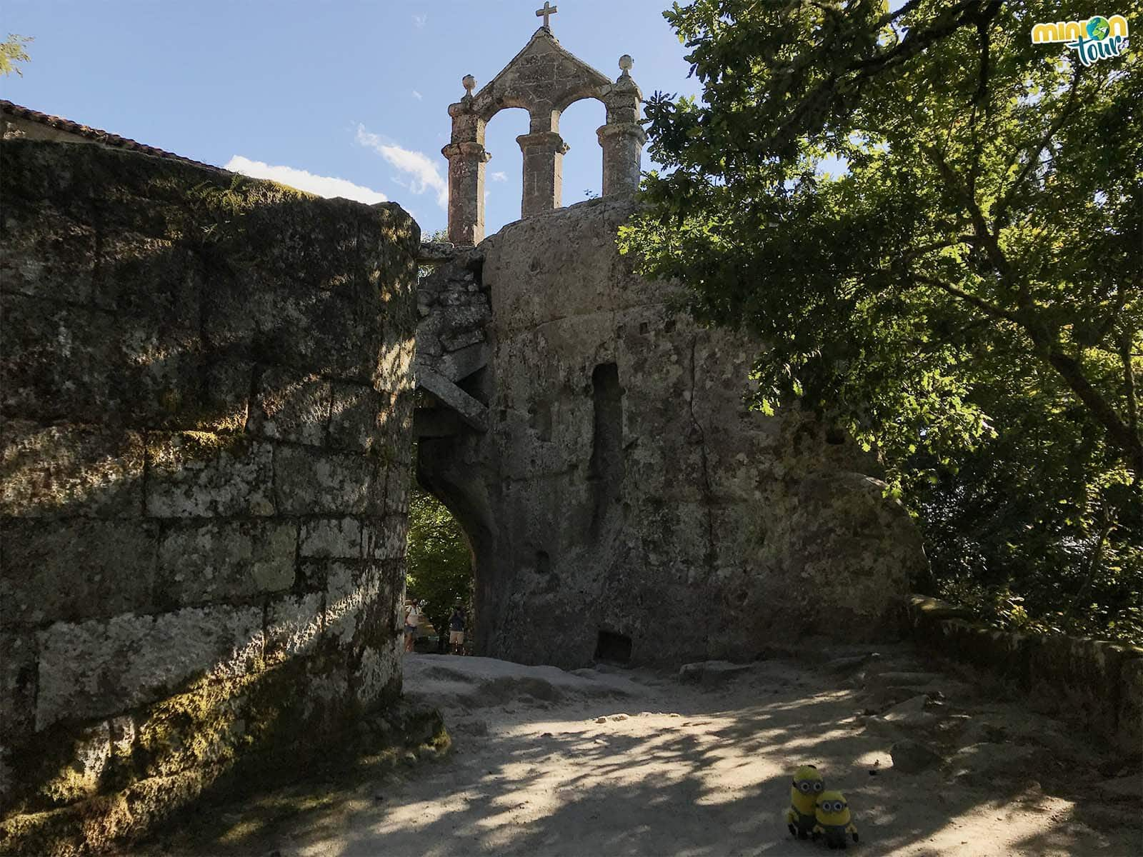 Seguimos alucinando con el Monasterio de San Pedro de Rocas