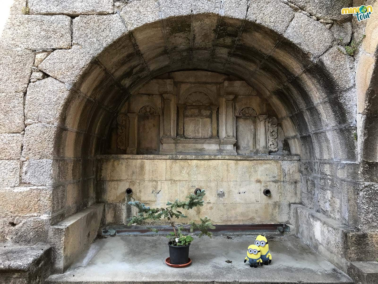 Hemos encontrado una de las capillas originales de Las Ermitas