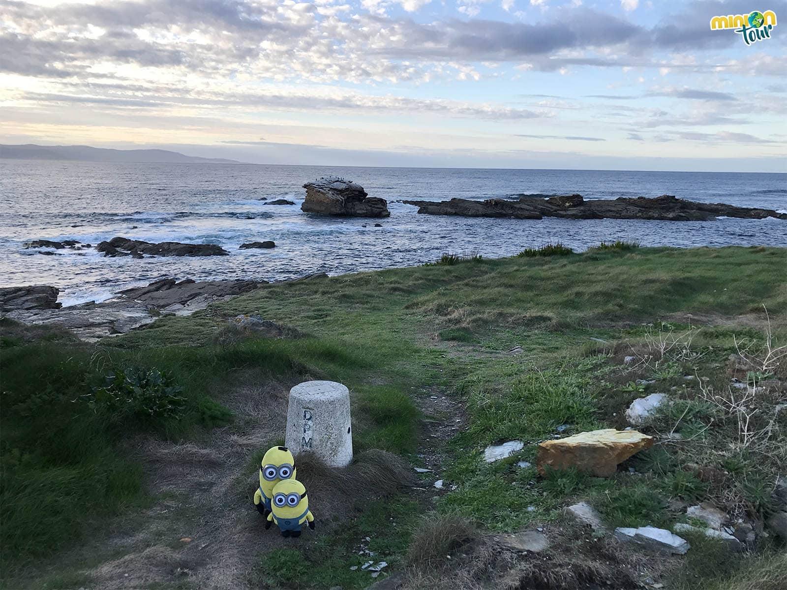 Hemos encontrado la Punta do Corvo