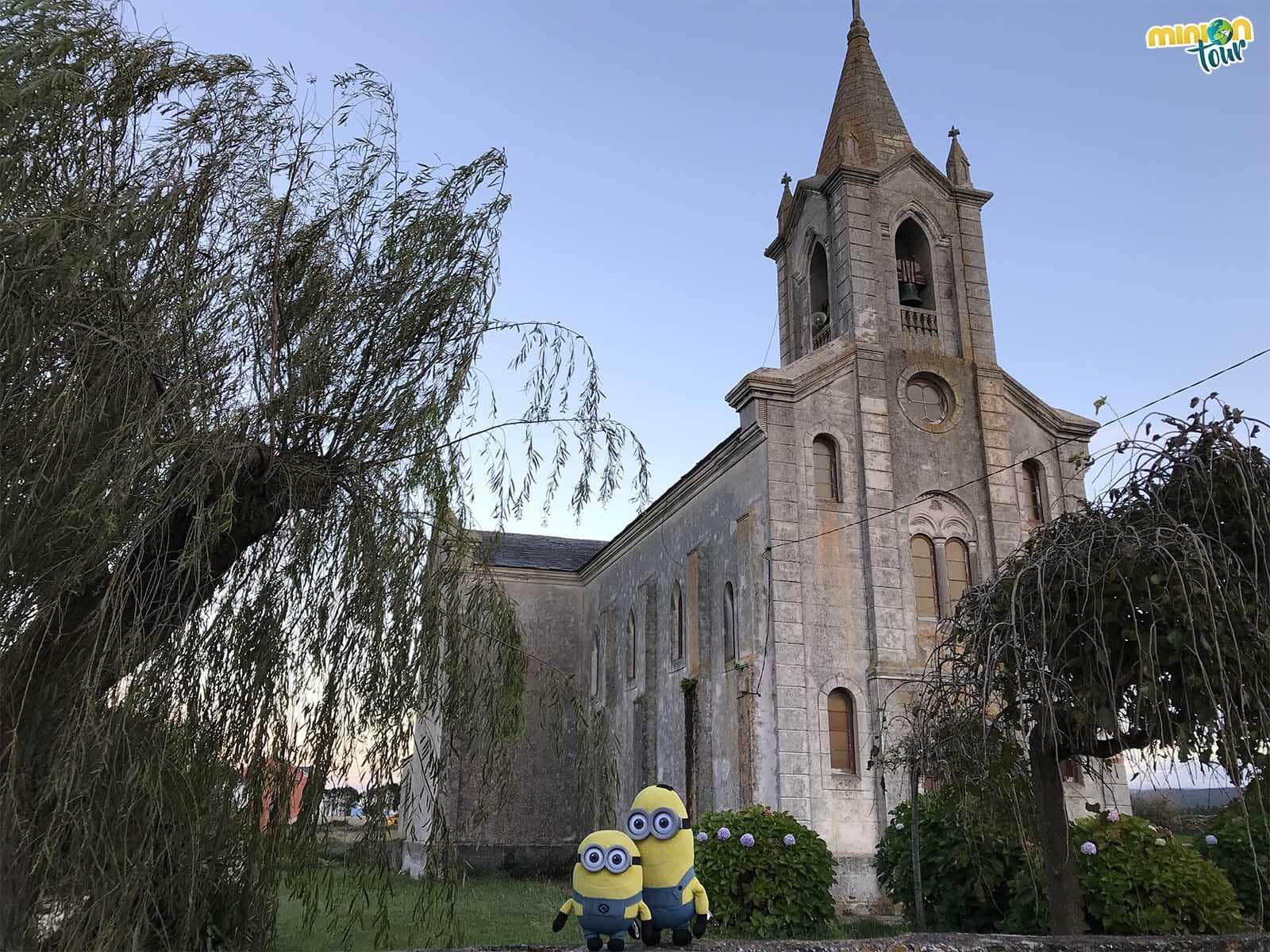 Minions en la Iglesia de San Pedro