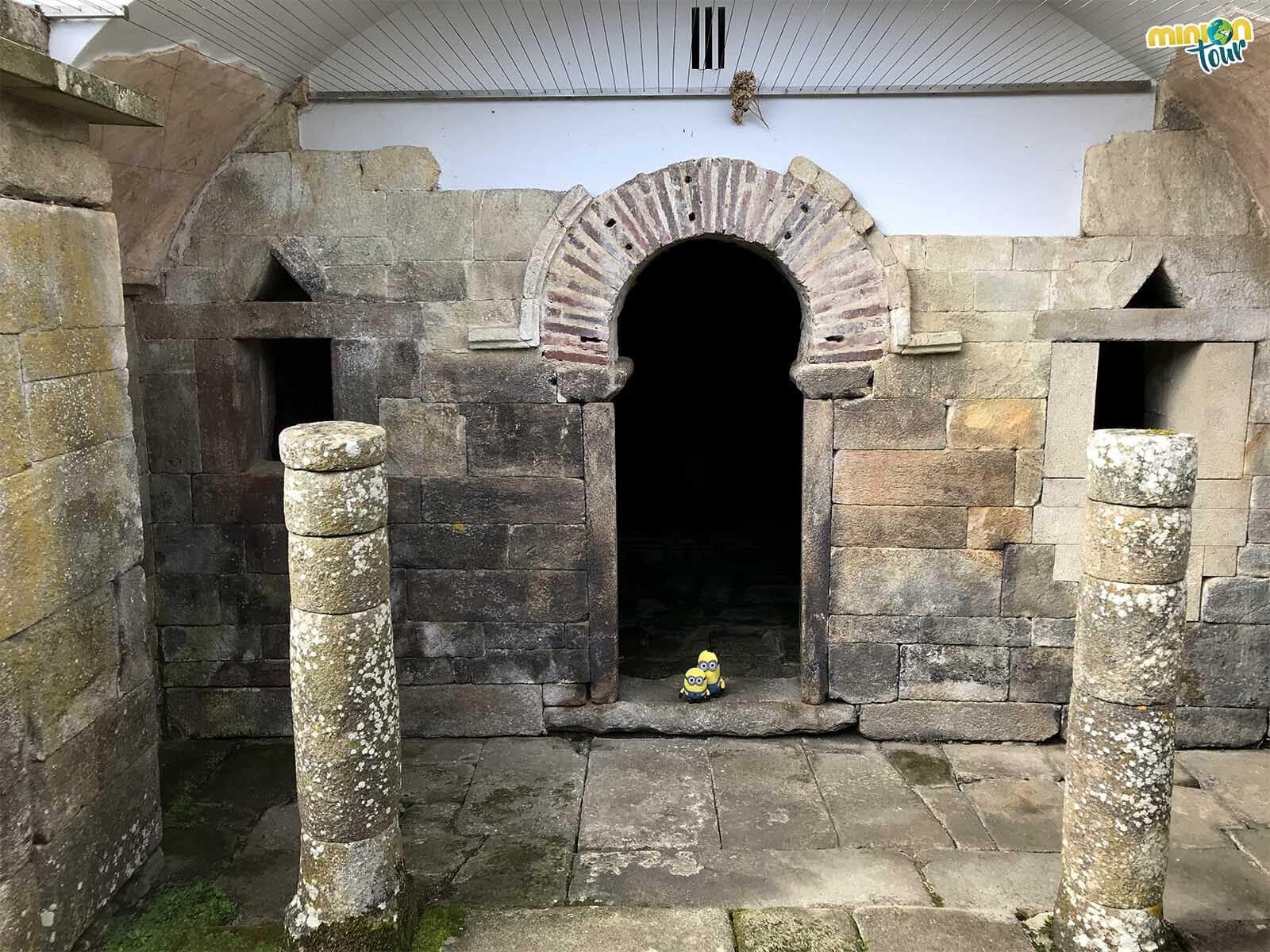 Buscando el secreto de Santa Eulalia de Bóveda