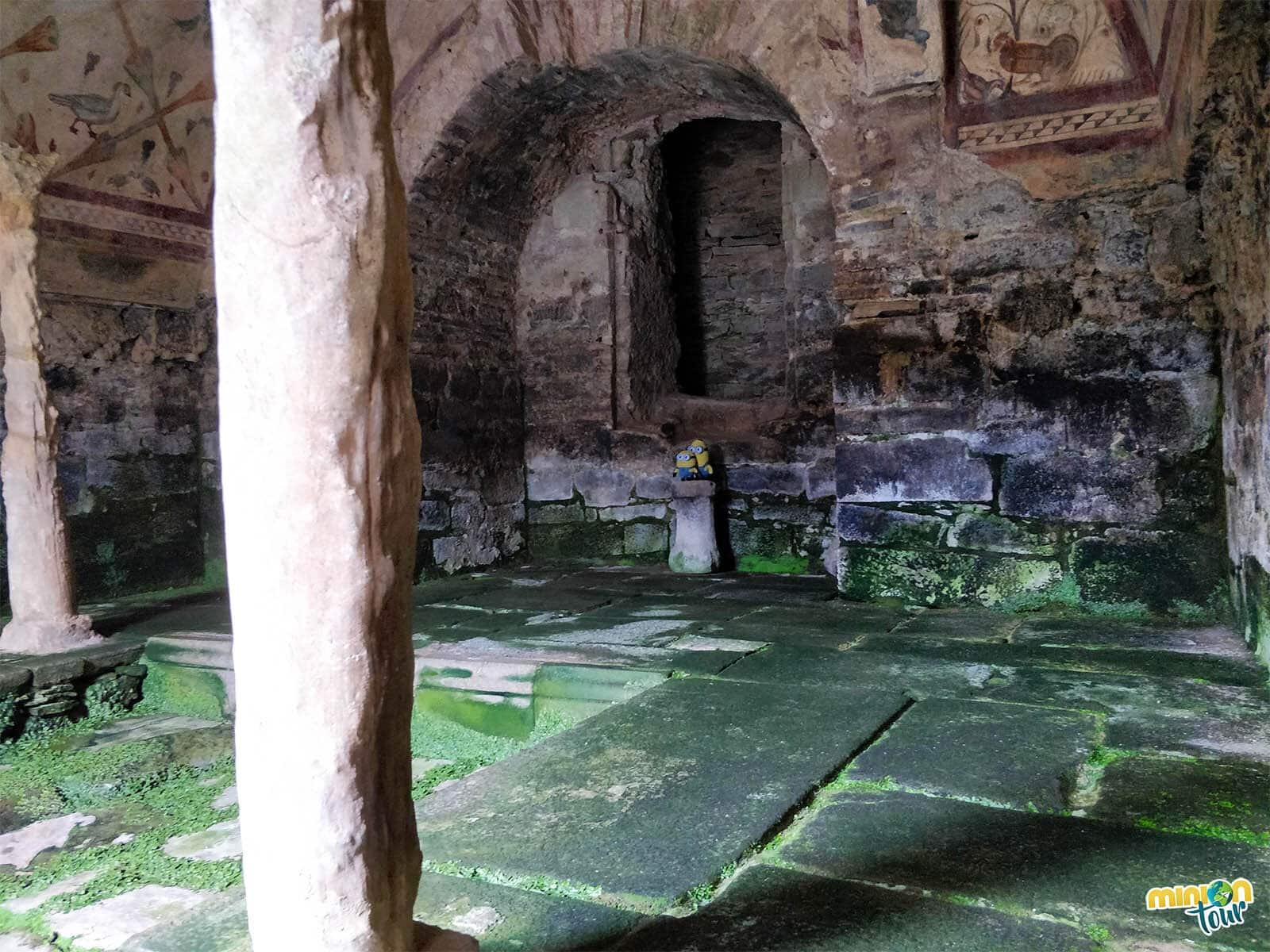 ¿Estaría el sepulcro de Prisciliano en Santa Eulalia de Bóveda?