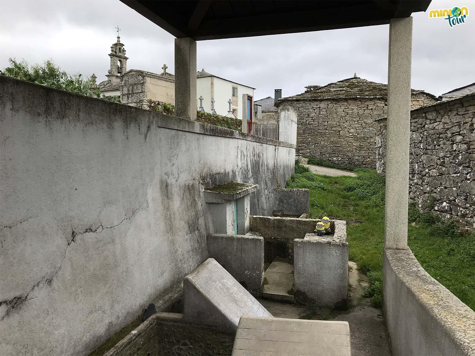 Lavadero de Santa Eulalia de Bóveda de Mera