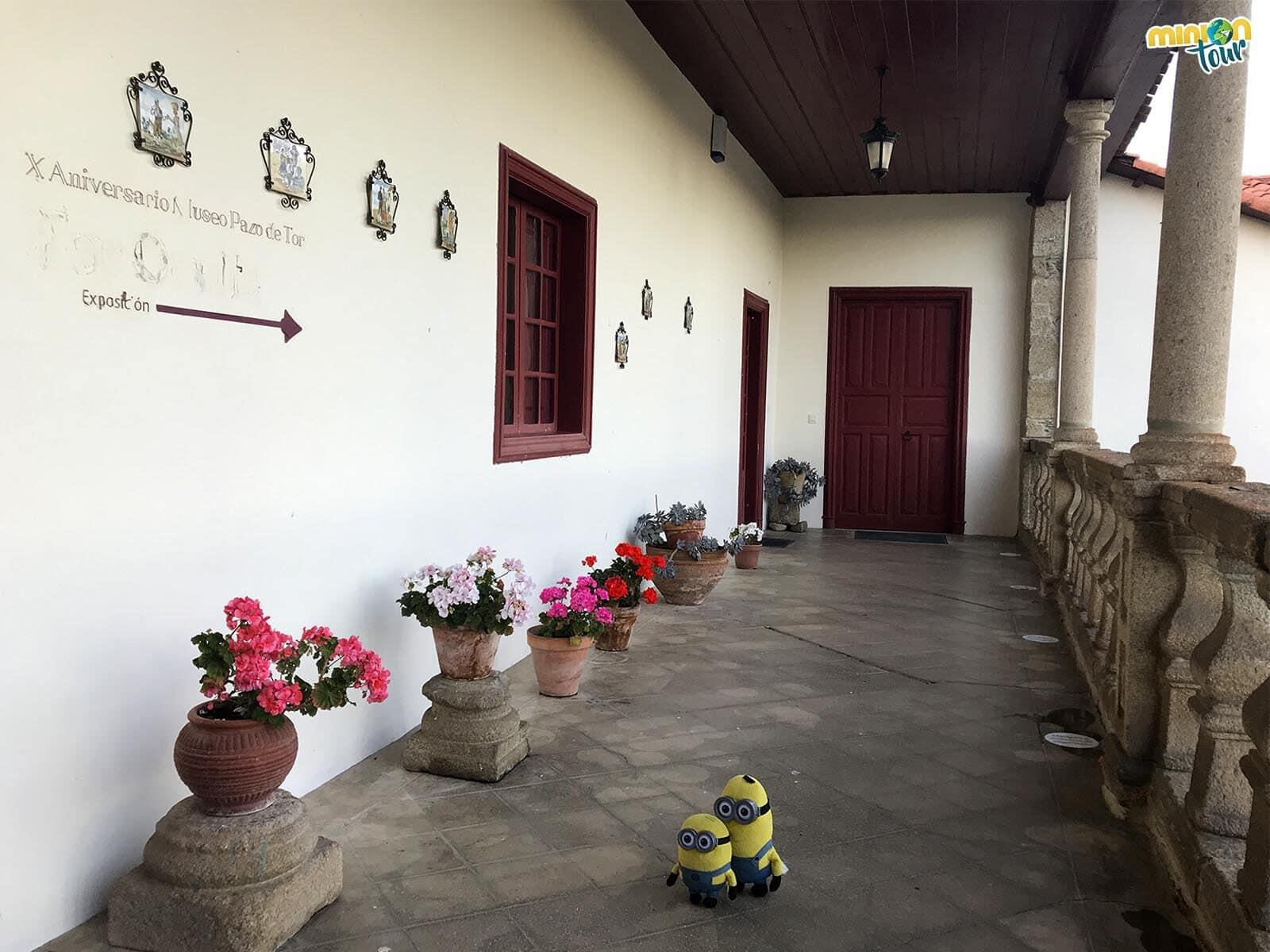 Vamos a visitar uno de los pazos mejor conservados de Galicia