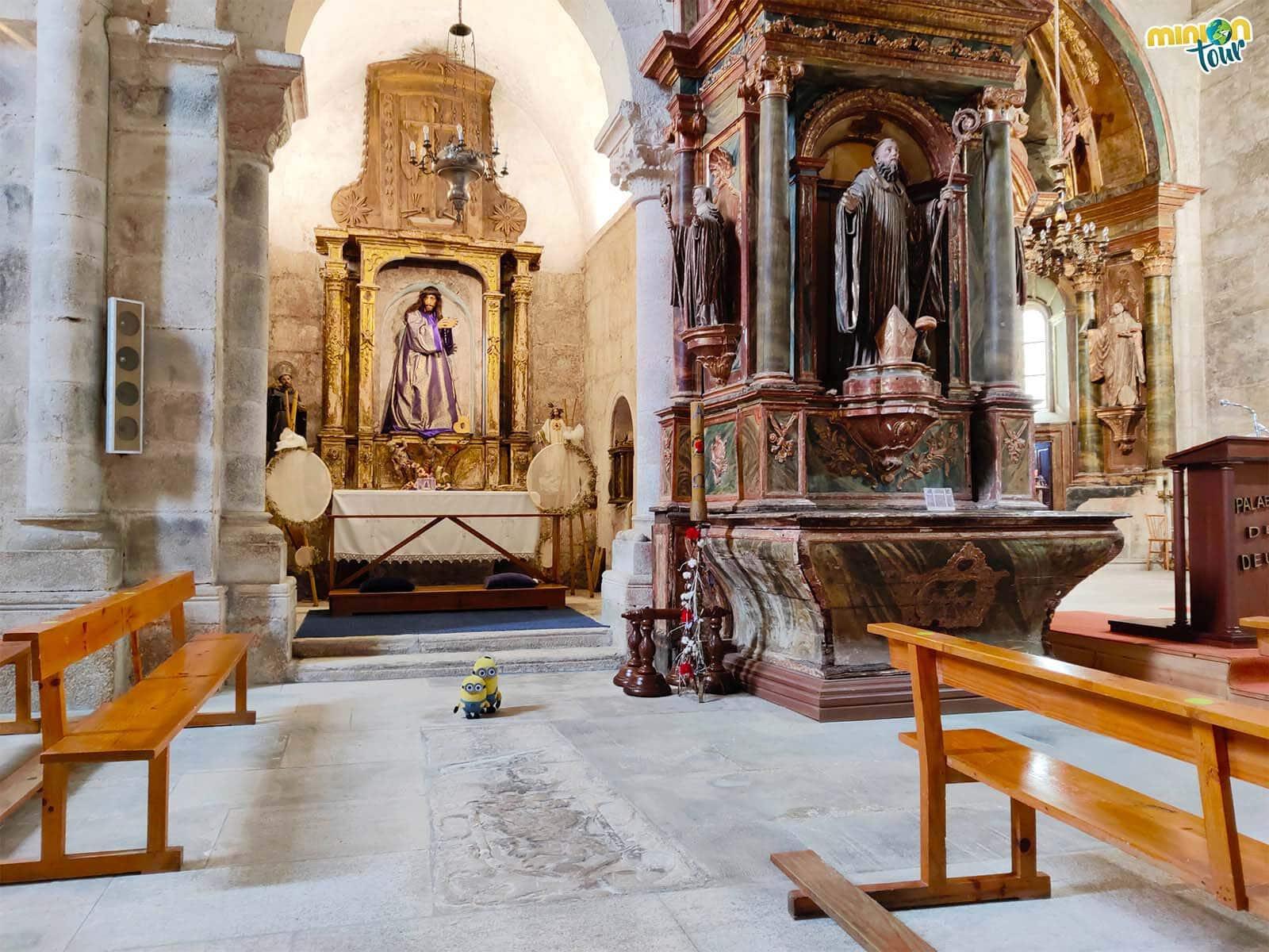 Alucinando con la tumba de fray Anastasio Zepeda