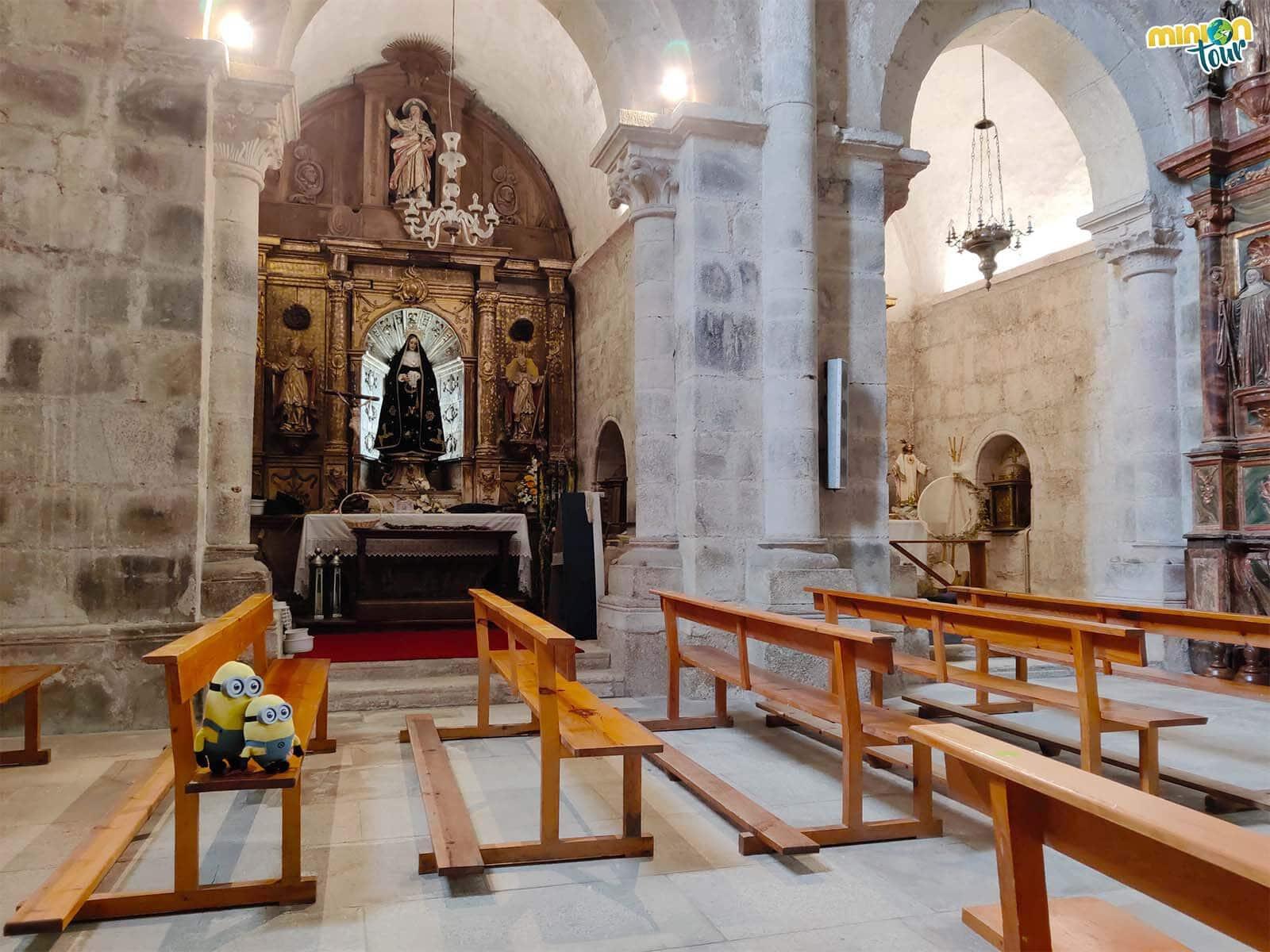 Minions saludando a la Virgen de los Dolores