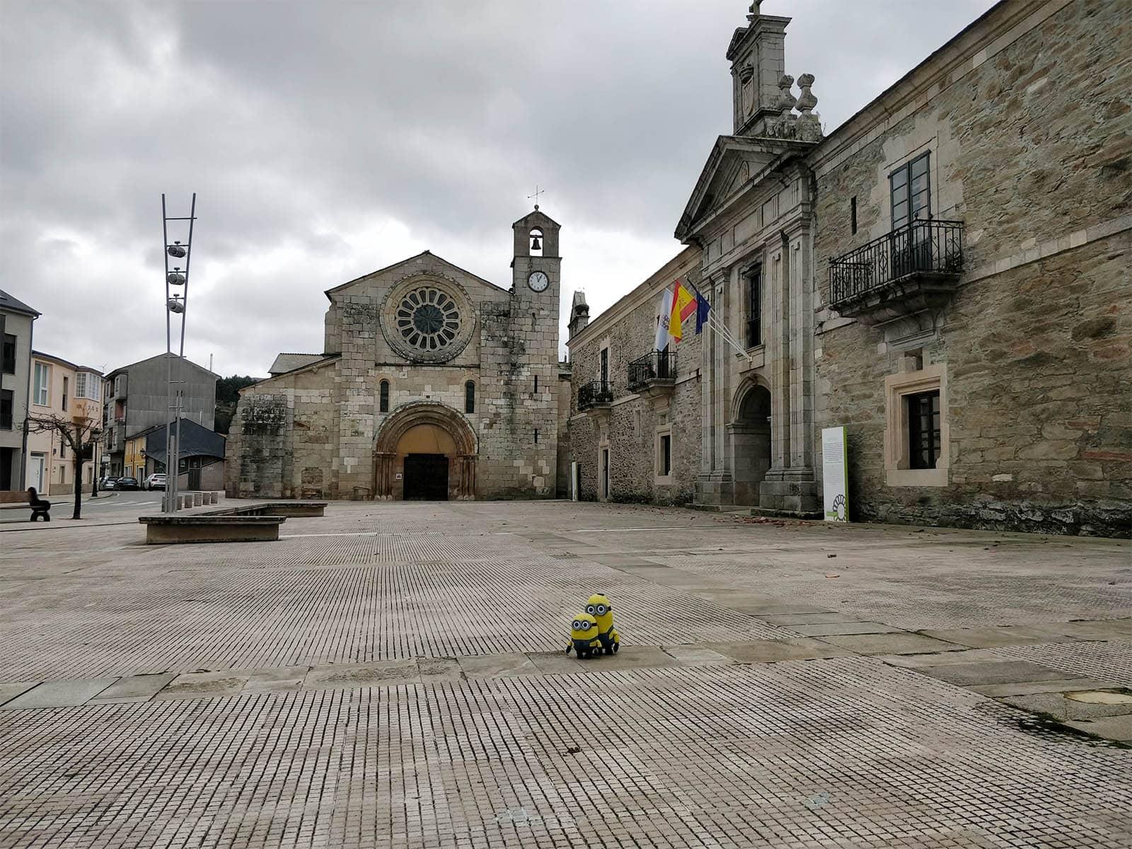 El Monasterio de Santa María de Meira, una joya cisterciense en Galicia