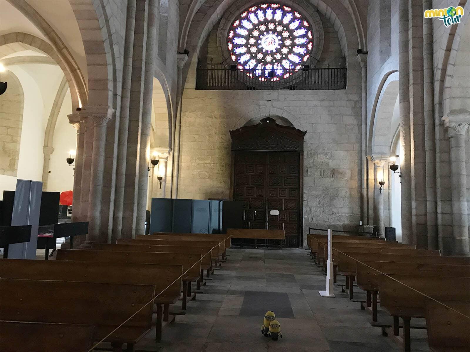 Alucina en colorines con el rosetón de la catedral