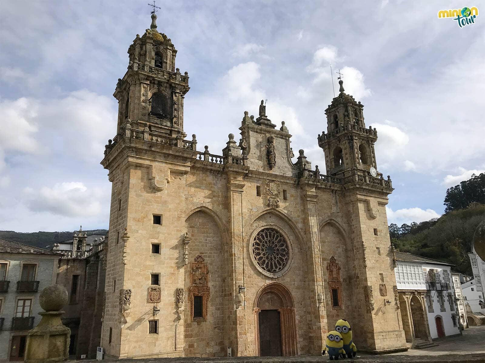 La Catedral de Mondoñedo es una chulada