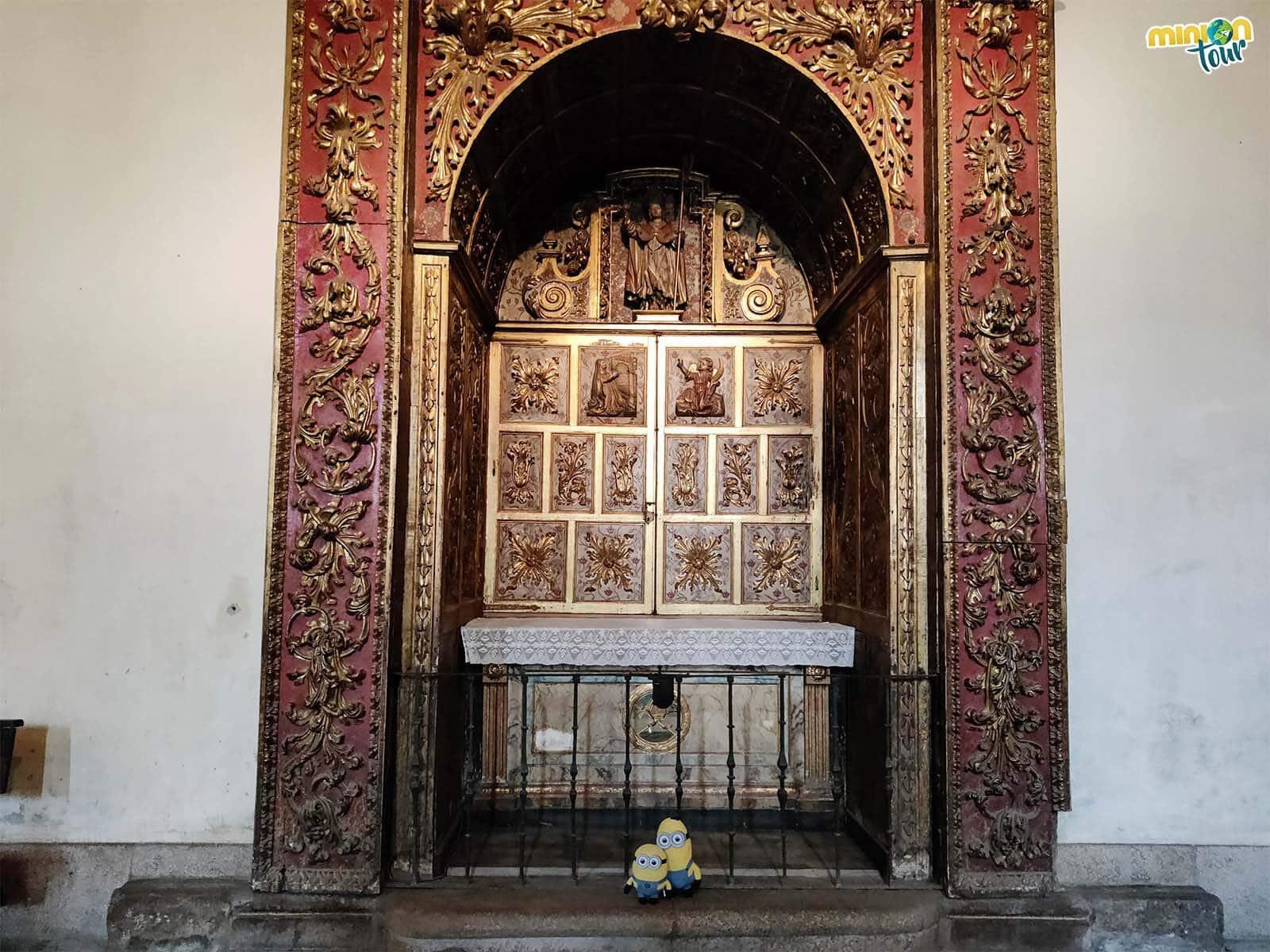 Alucinando con el relicario de la Catedral de Mondoñedo