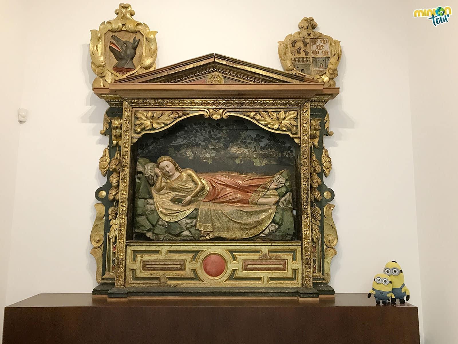 El Museo Catedralicio y Diocesano de Mondoñedo es muy top