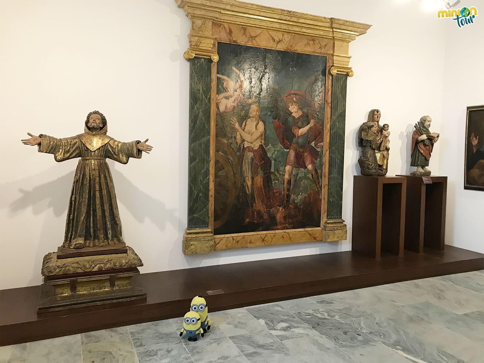 Ya estamos llegando al final de nuestra visita por el Museo Catedralicio y Diocesano