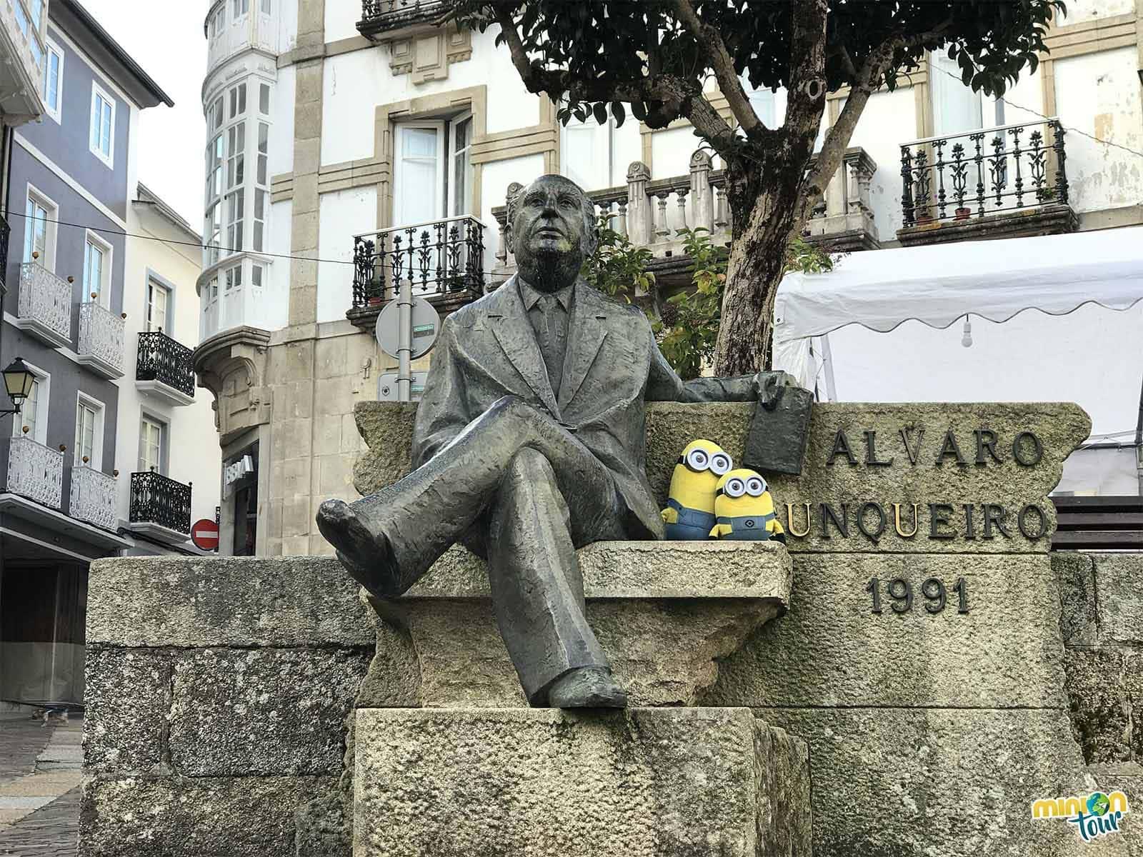 Haciéndonos amiguitos de Álvaro Cunqueiro