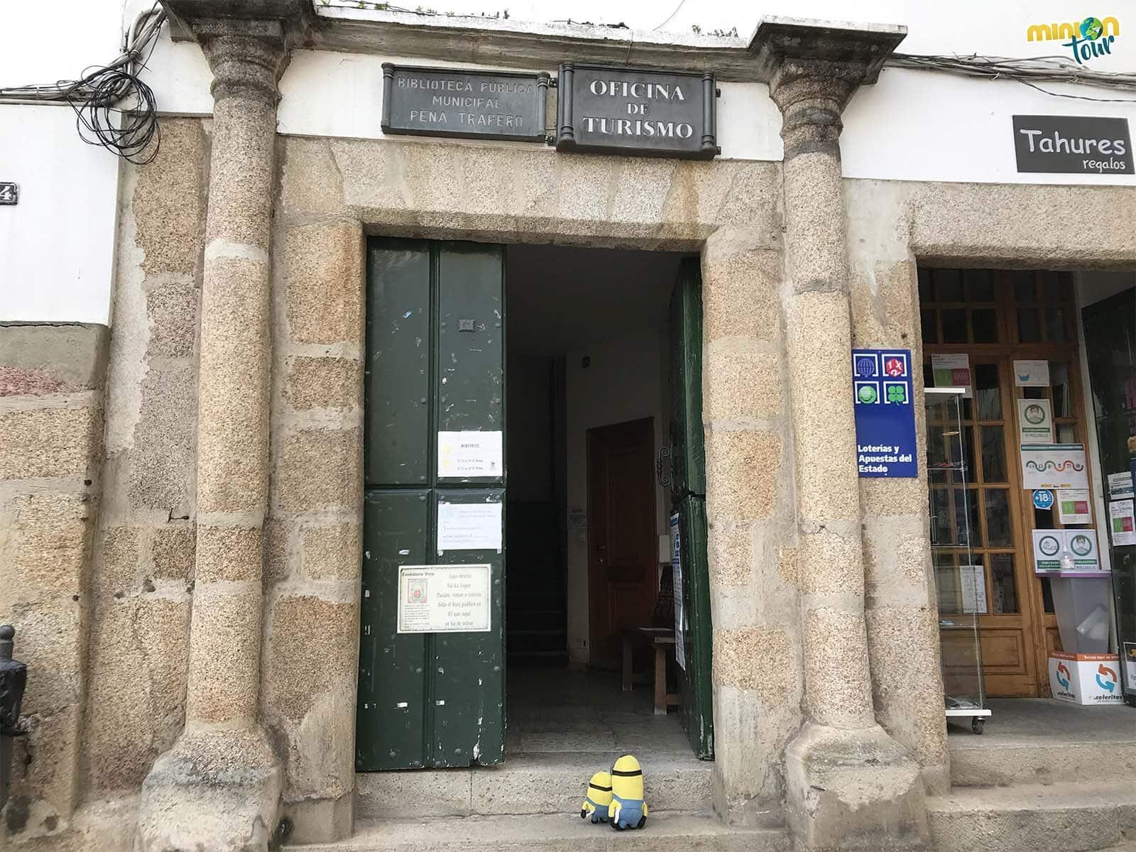 Aquí estaba el antiguo consistorio de Mondoñedo