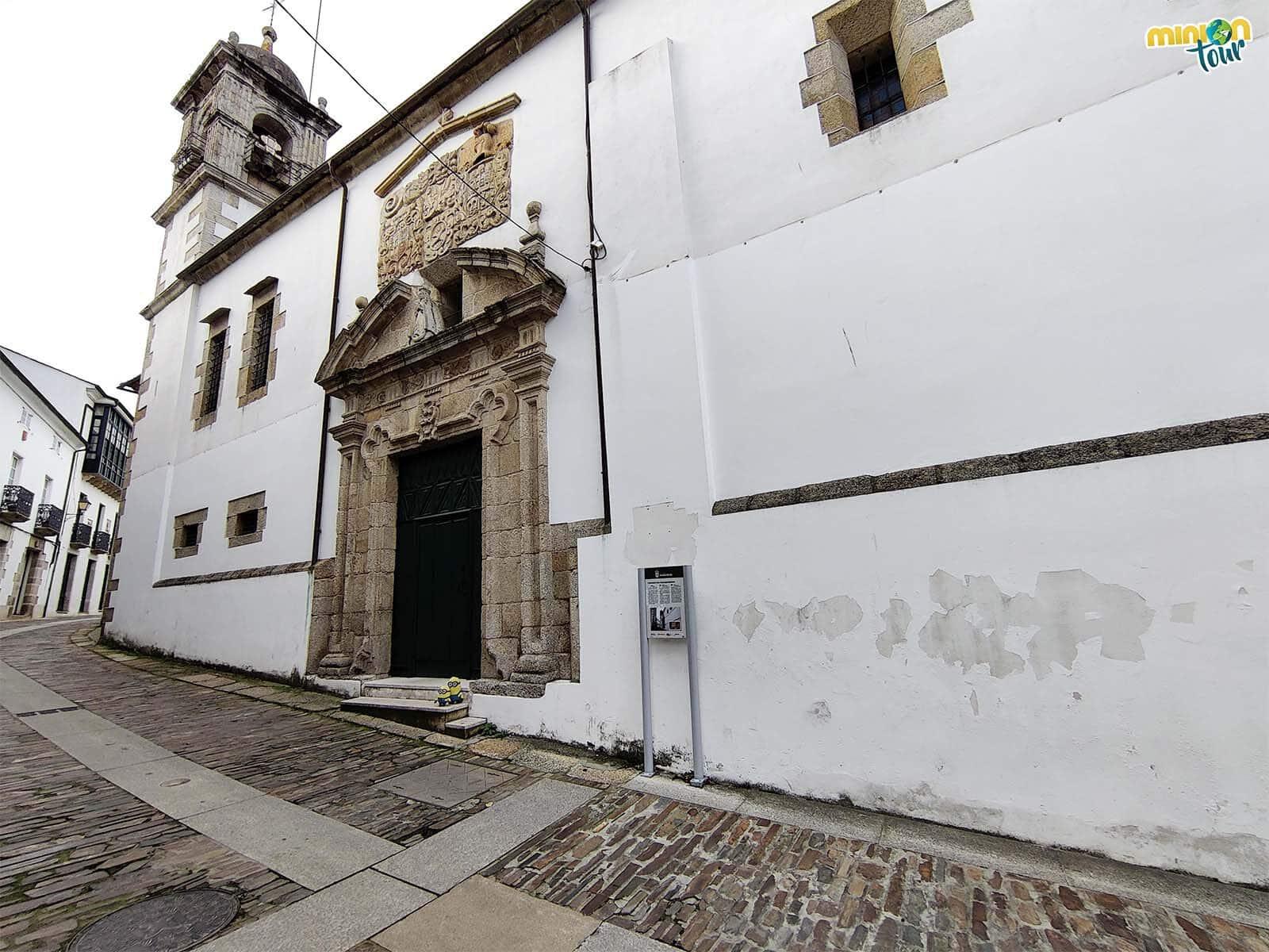 Convento de las Concepcionistas en Mondoñedo
