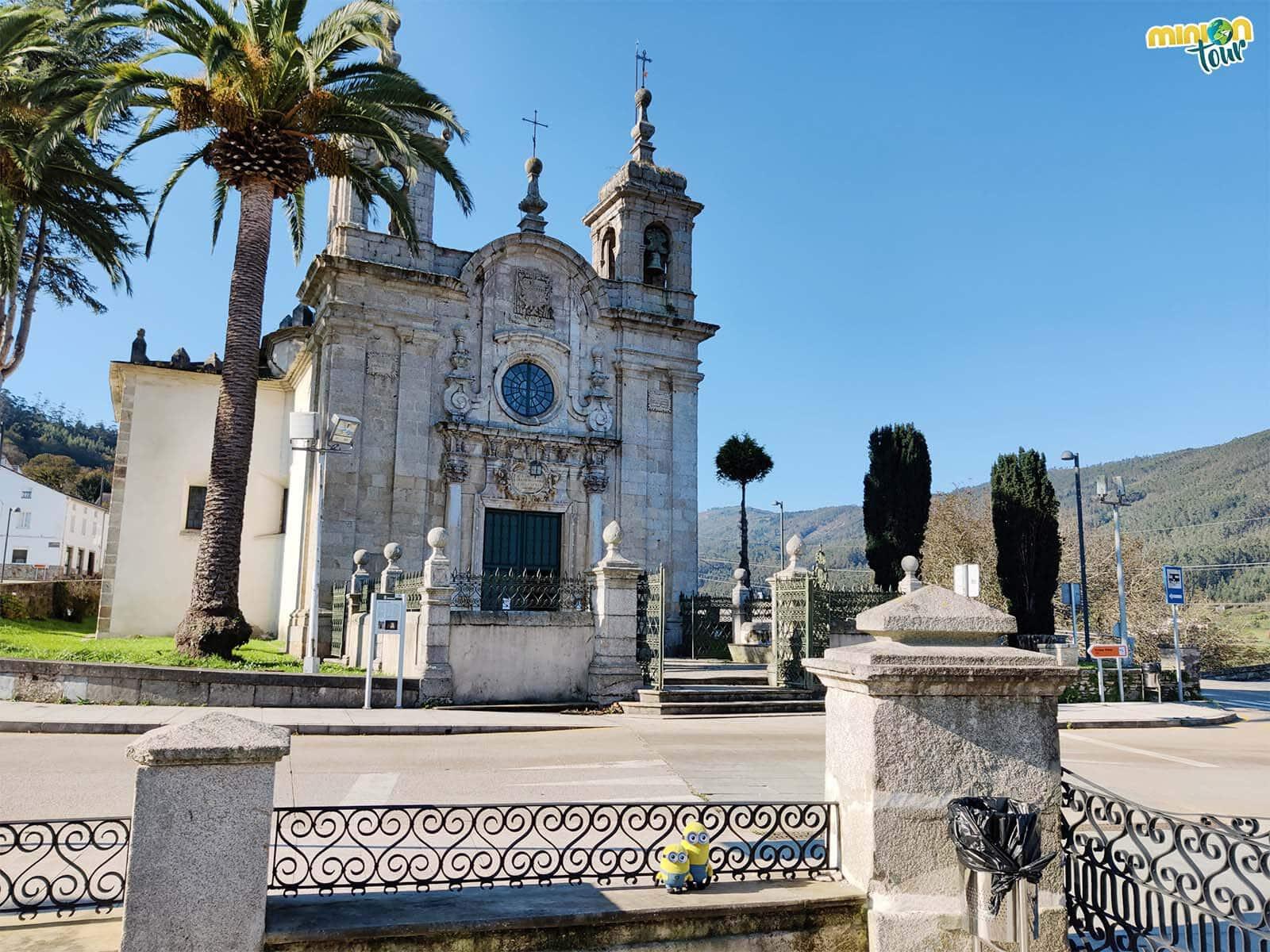 El Santuario de la Virgen de los Remedios es otro de los sitios chulos que ver en Mondoñedo