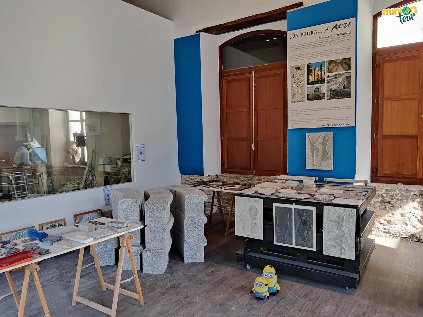 Cada taller que visitamos nos sorprende aún más que el anterior