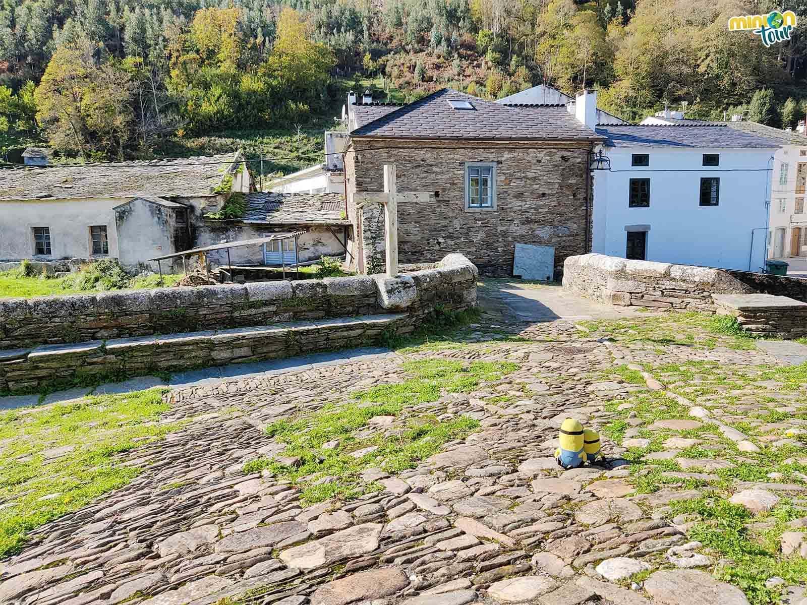 El Puente del Pasatiempo es otro de los sitios que tienes que ver en Mondoñedo