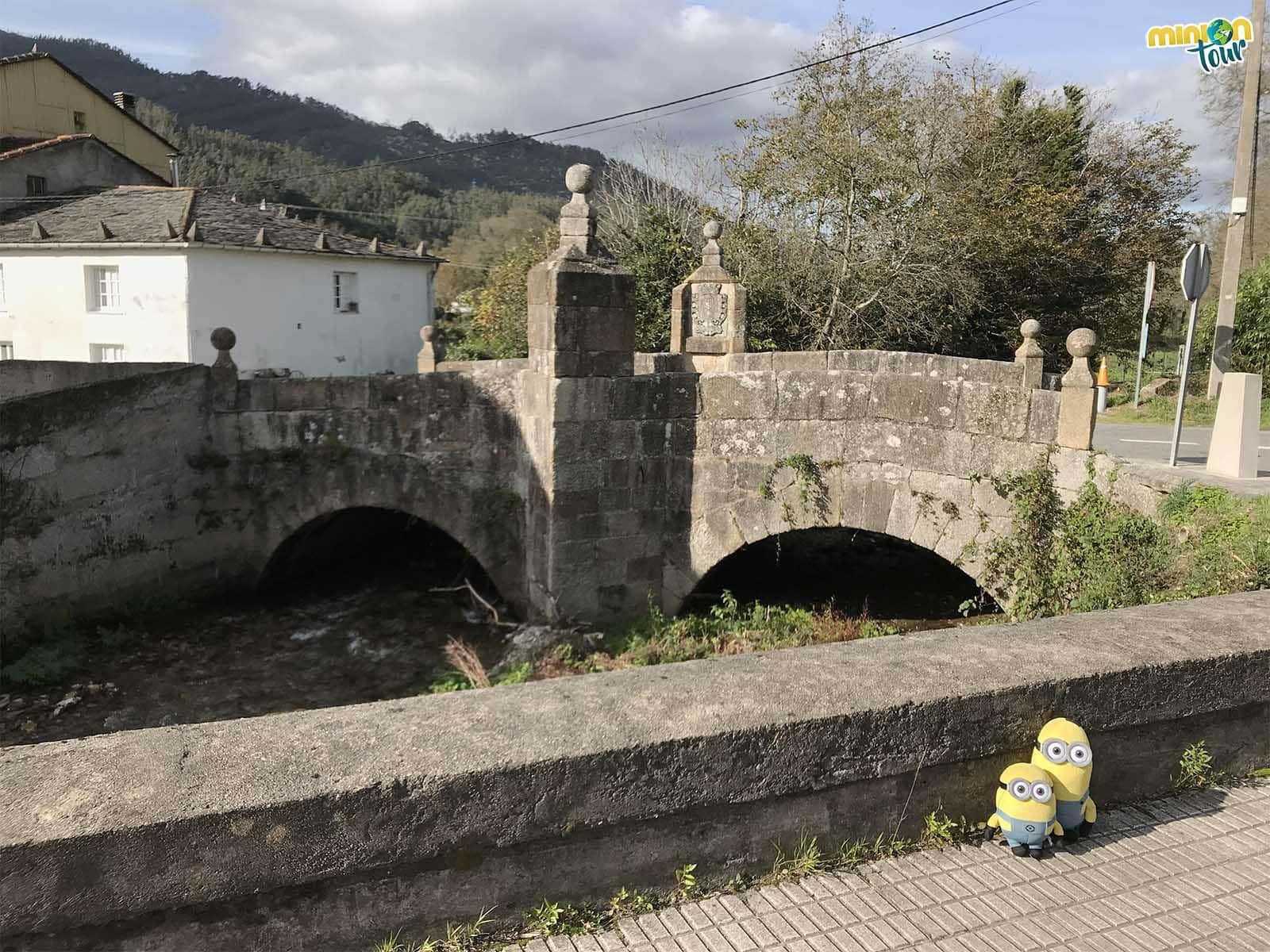 El Puente de San Lázaro también está en el top de las cosas que ver en Mondoñedo