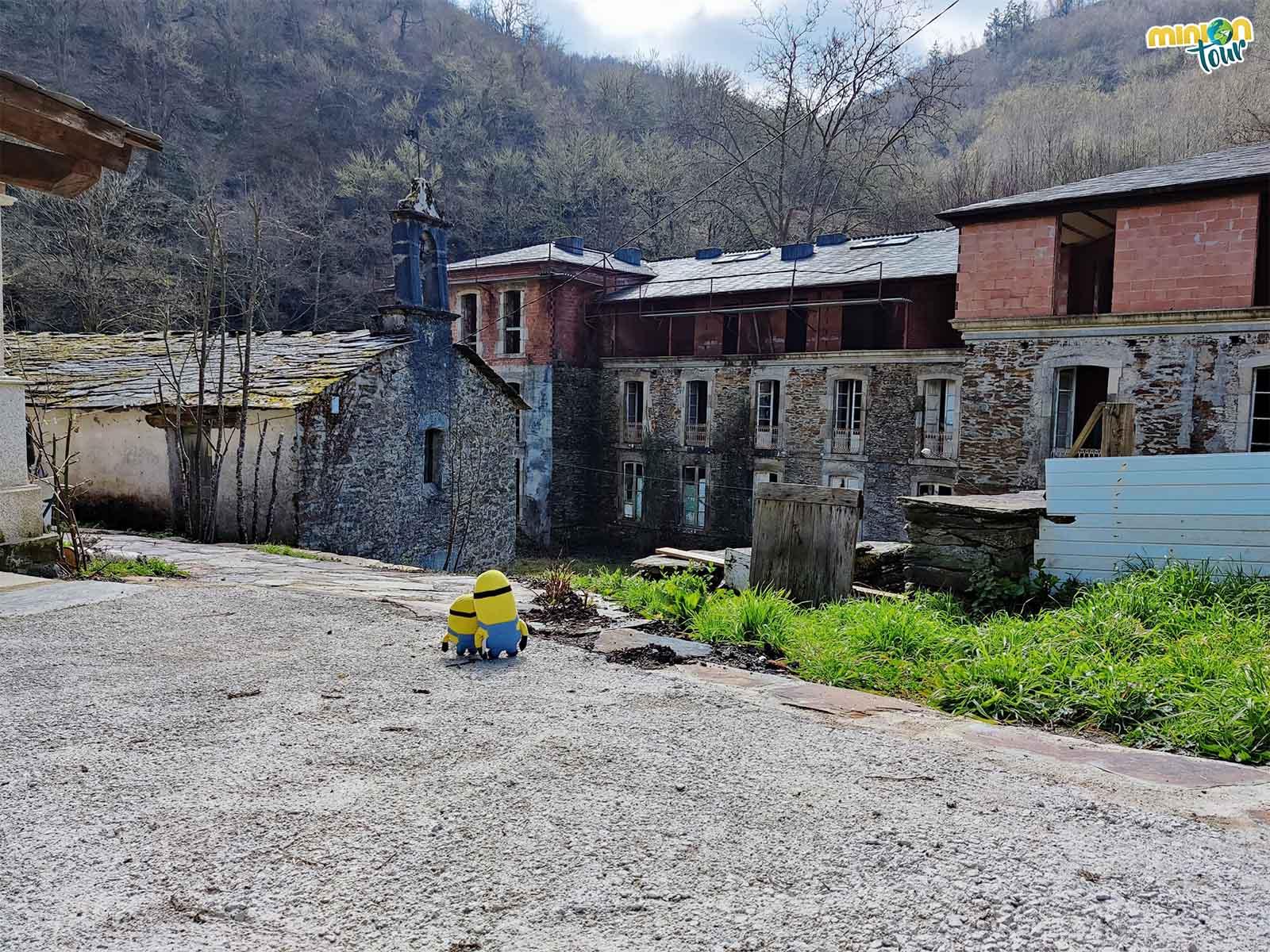 Qué ver en A Ferrería do Incio, el pueblo que vivió y casi muere por su Hotel Balneario