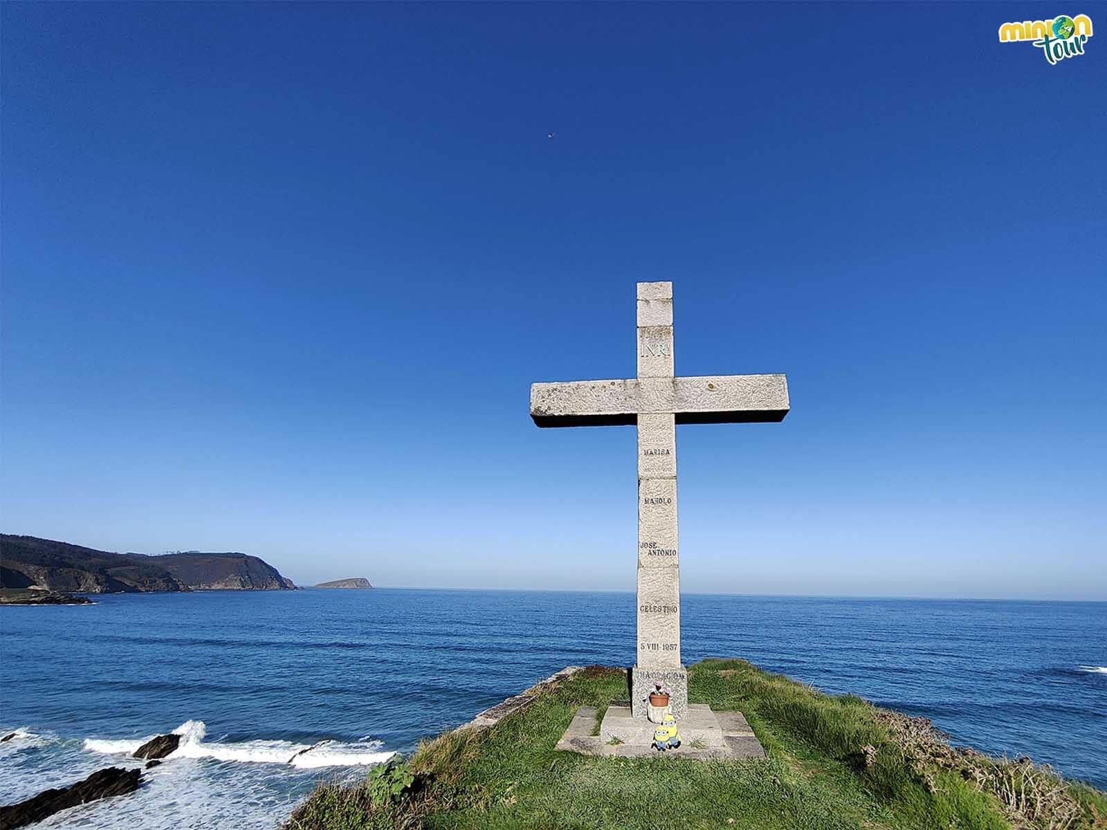 La Cruz de San Román nos ha dejado impresionados