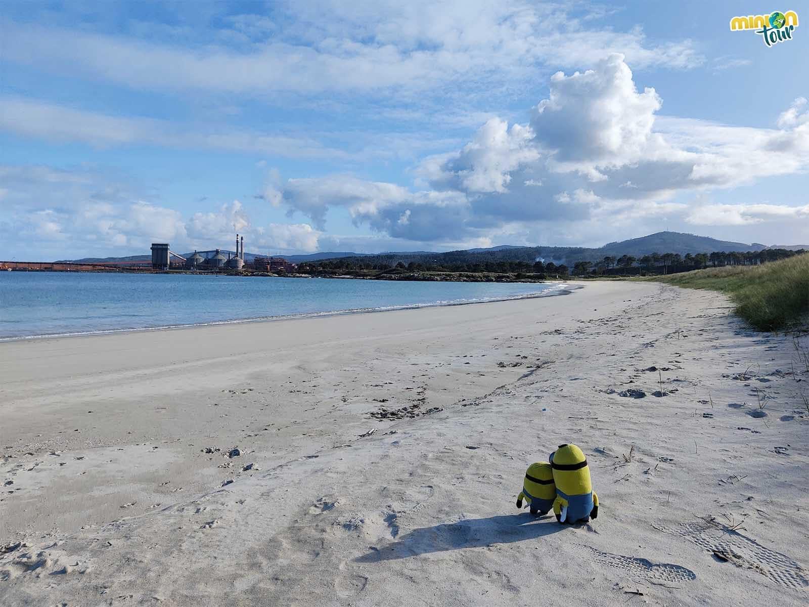 La costa de Lugo tiene mogollón de playas