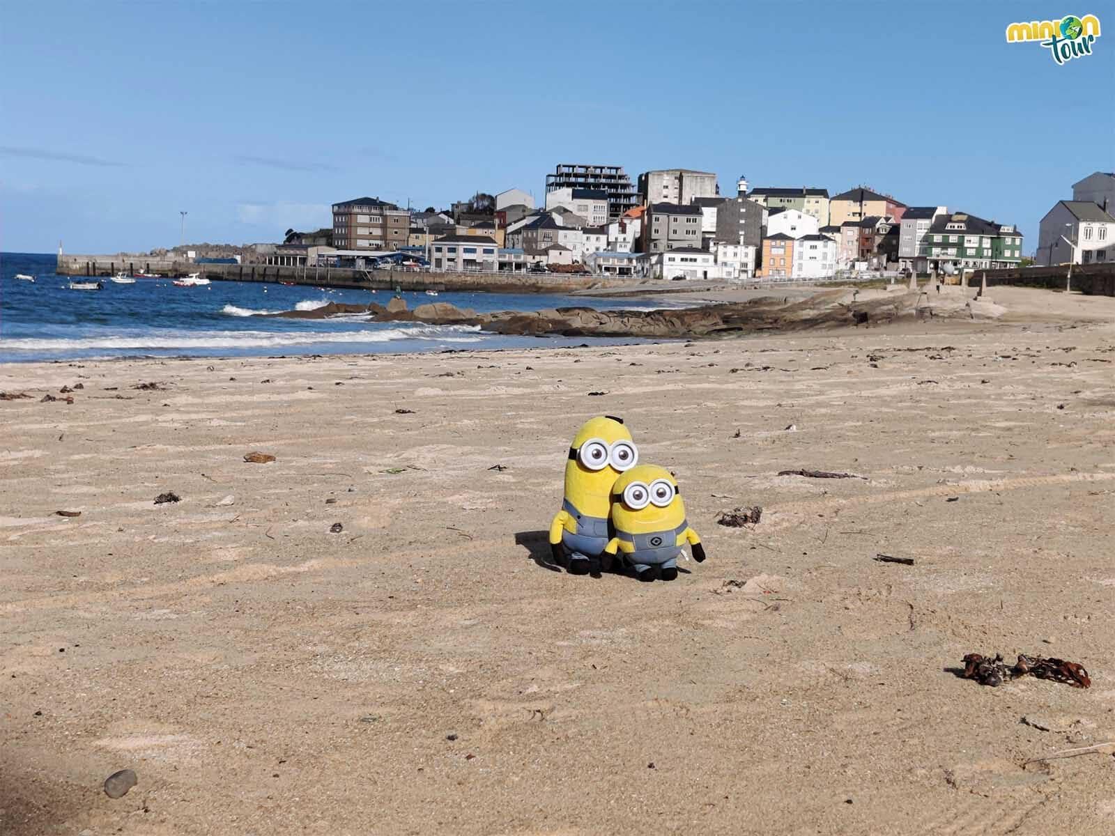 San Cibrao es otro imprescindible de una ruta por la costa de Lugo