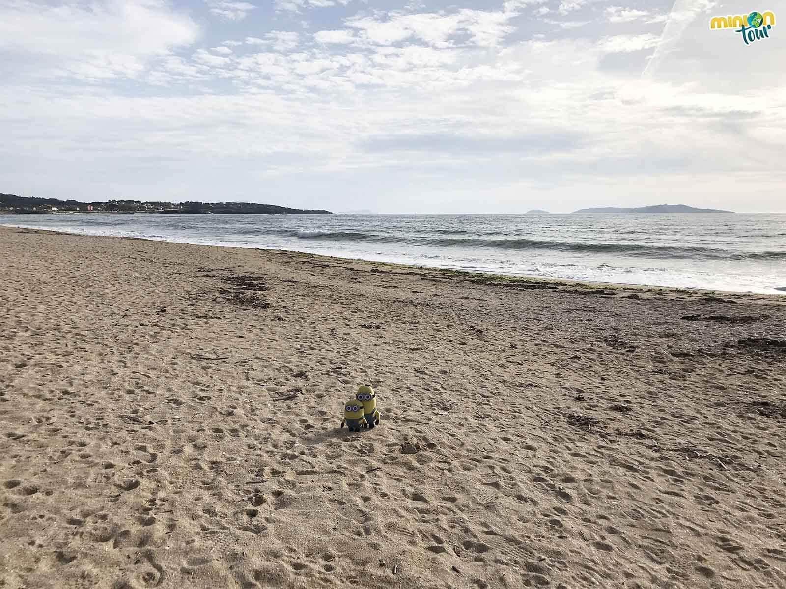 La Lanzada es una de las mejores playas de las Rías Baixas
