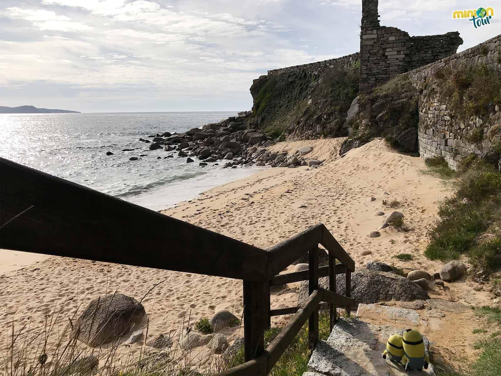 En esta playa se tomaban las 9 olas para poder tener hijos
