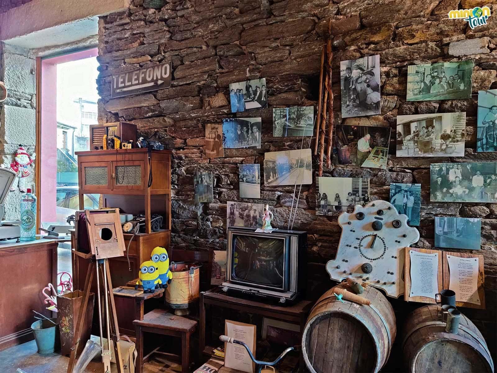 La Panadería Museo Pallares es un must en una visita a Sarria