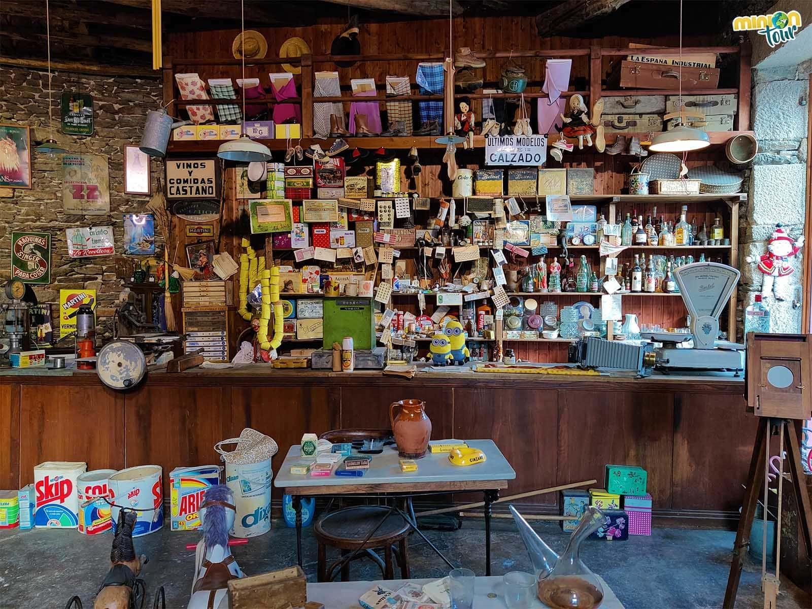 La Panadería Museo Pallares, un horno museo flipante en Sarria