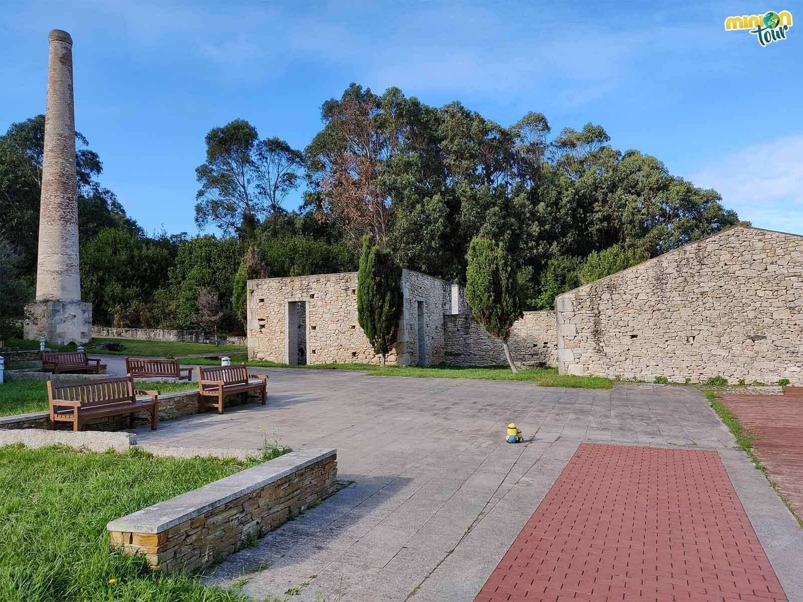 Las Fábricas de Salazón y el aserradero un imprescindible que ver en San Cibrao