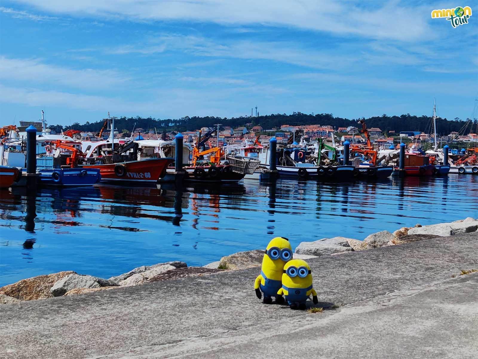 El Puerto de Xufre es el más importante que ver en A Illa de Arousa