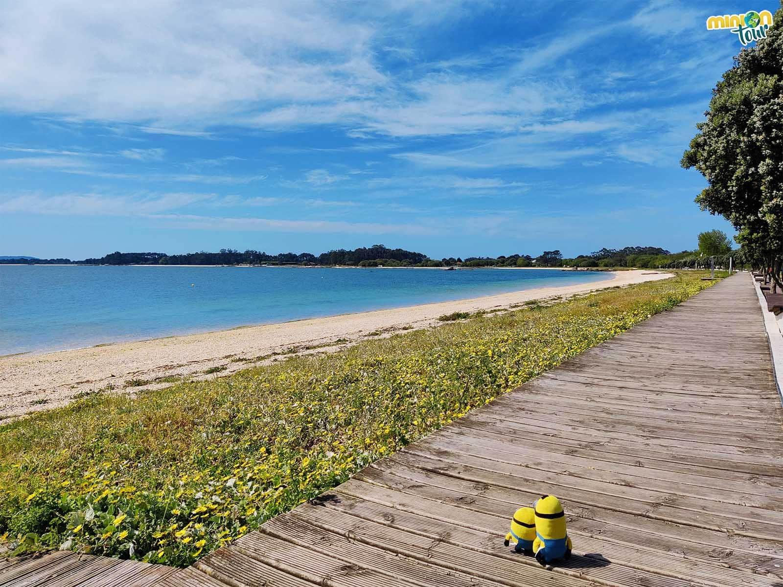 Hoy toca paseíto chulo por A Illa de Arousa