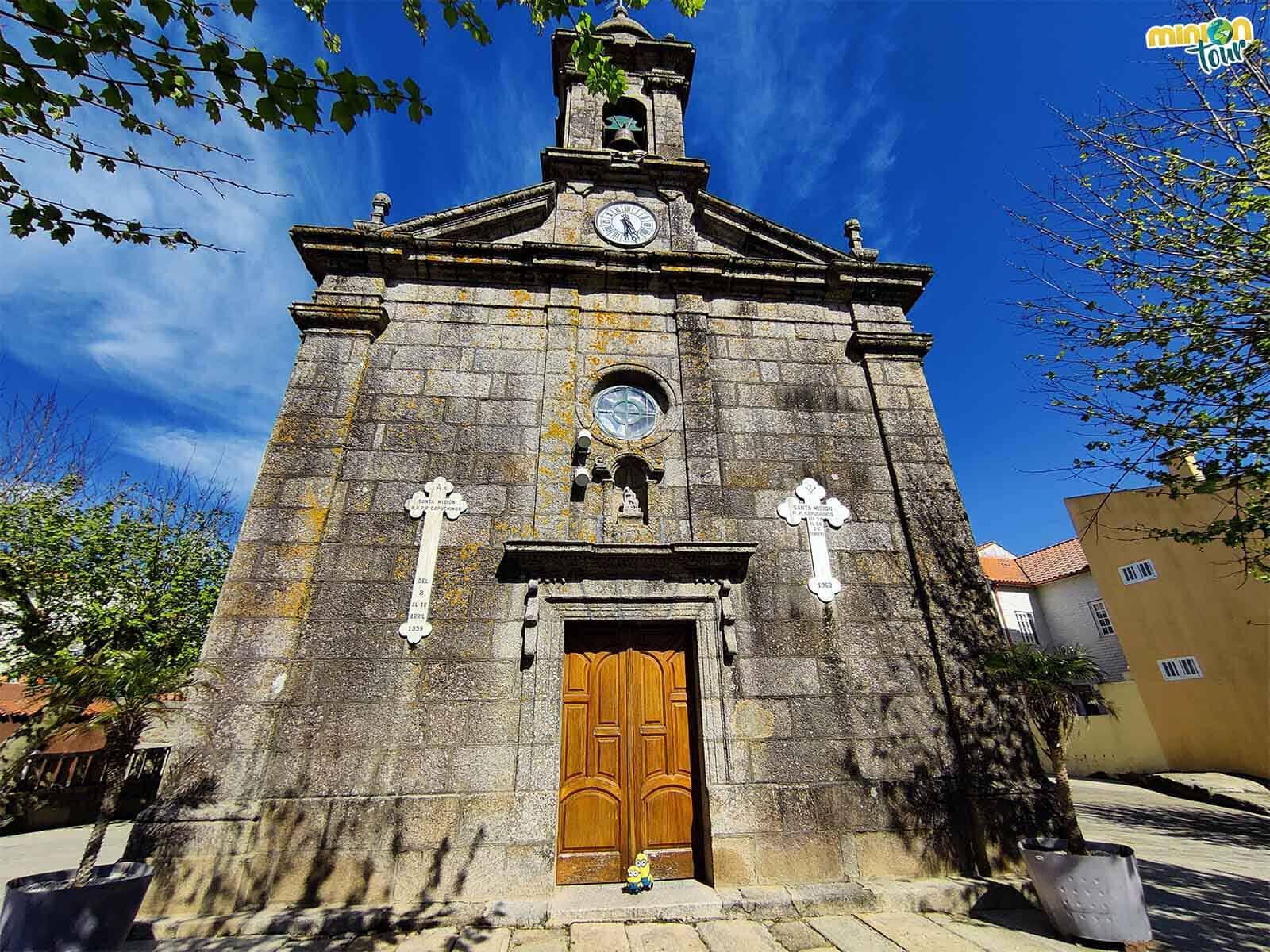 Nos hemos acercado hasta la Iglesia de San Julián