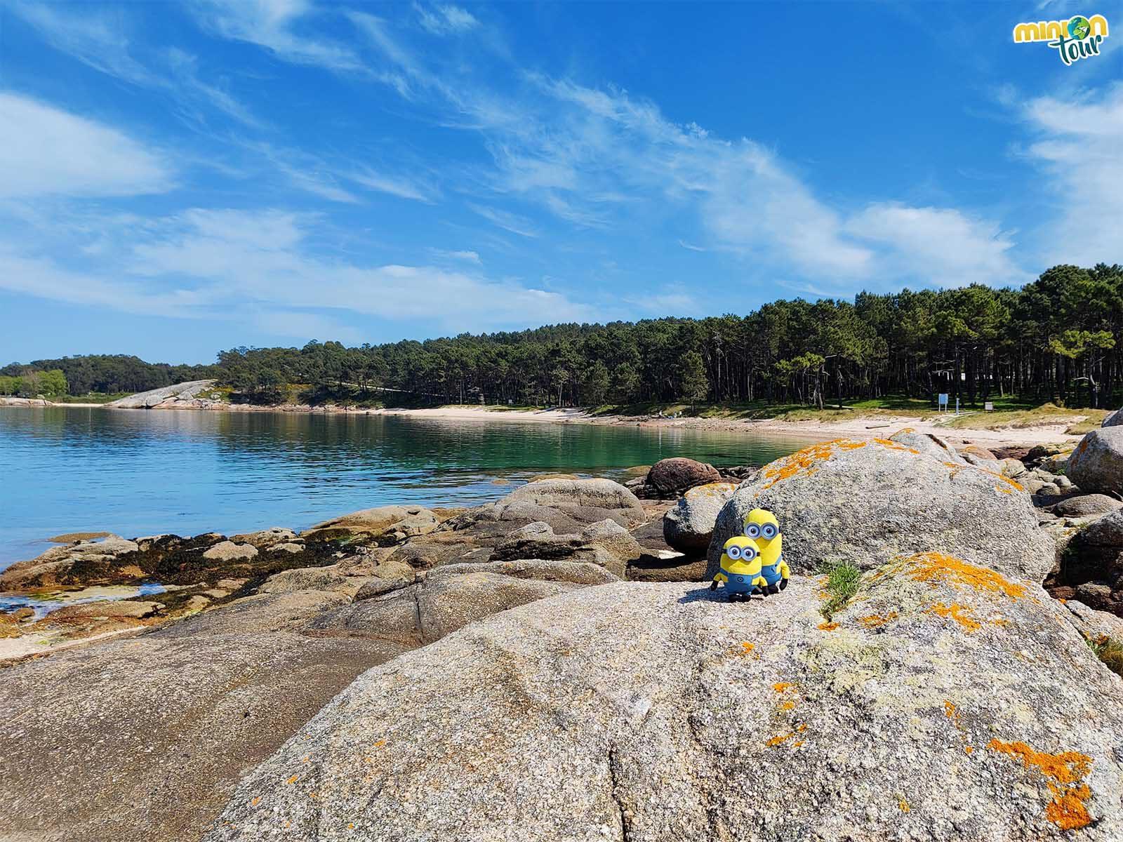 Seguimos buscando las mejores playas de A Illa de Arousa