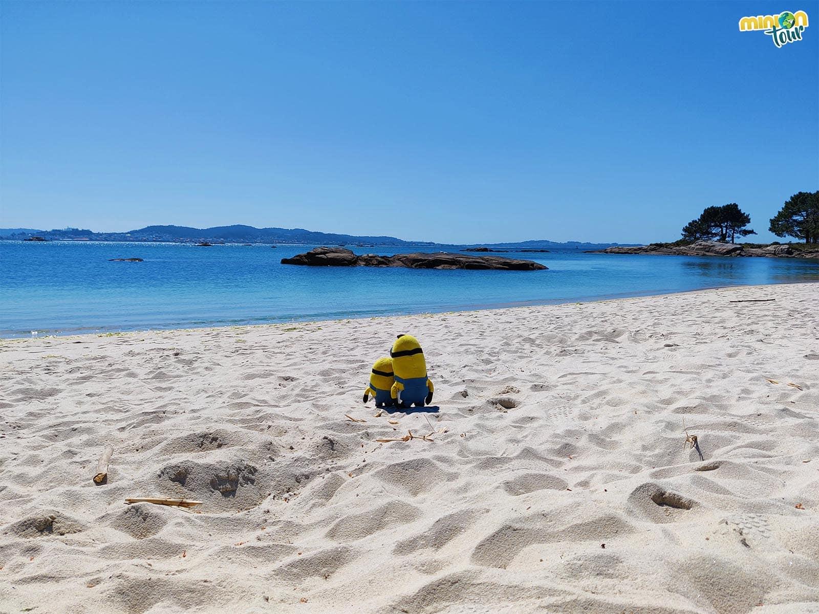 Las mejores playas de A Illa de Arousa para disfrutar del buen tiempo