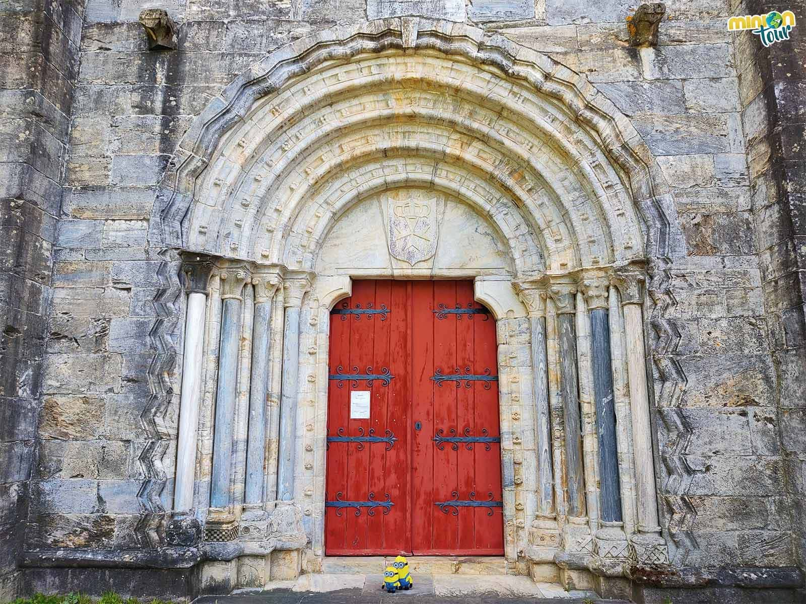 Hemos encontrado la Cruz de Malta que demuestra quién construyó la iglesia