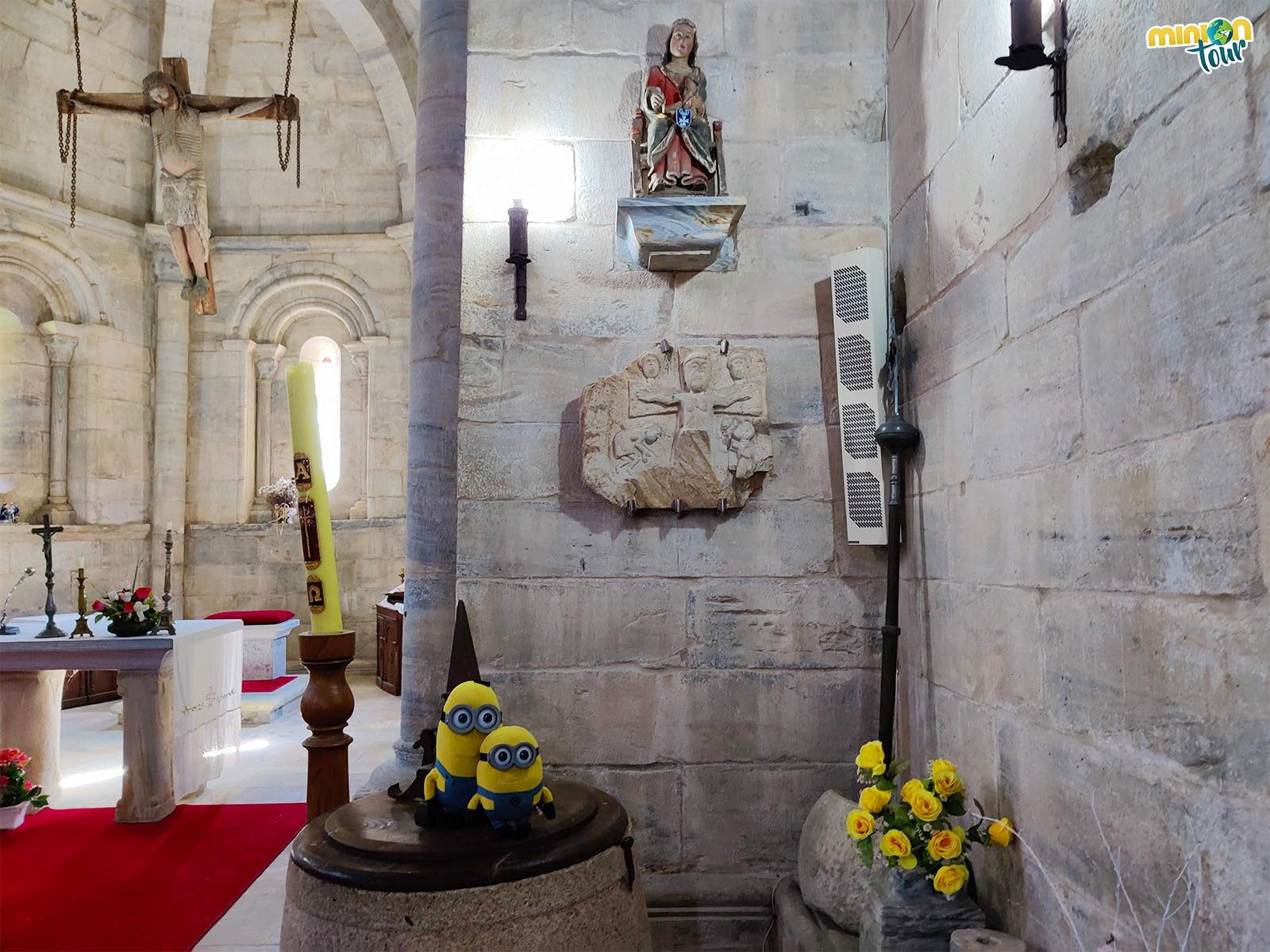 Una talla medieval muy importante