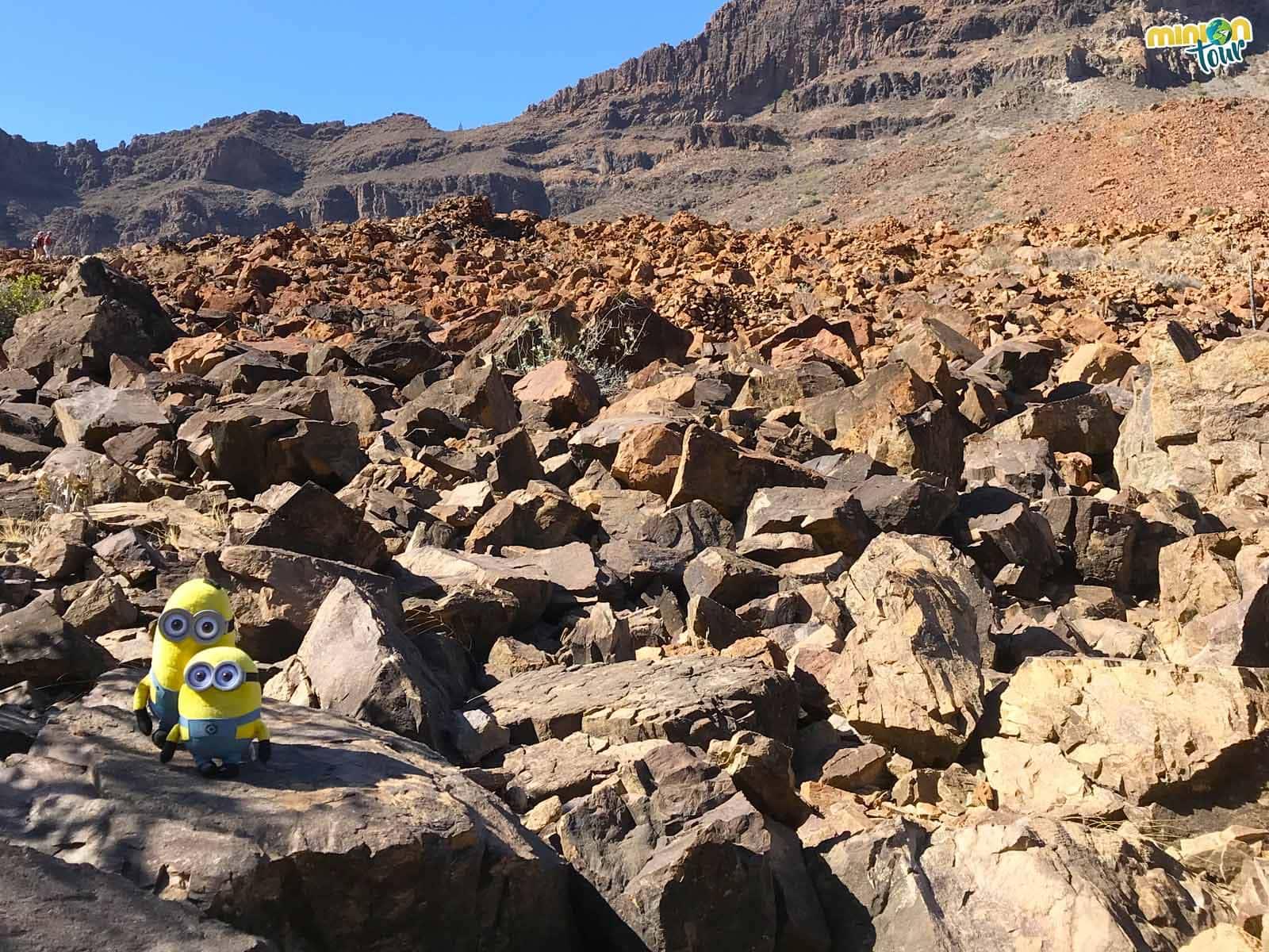 La Necrópolis de Arteara, un lugar para alucinar en Gran Canaria